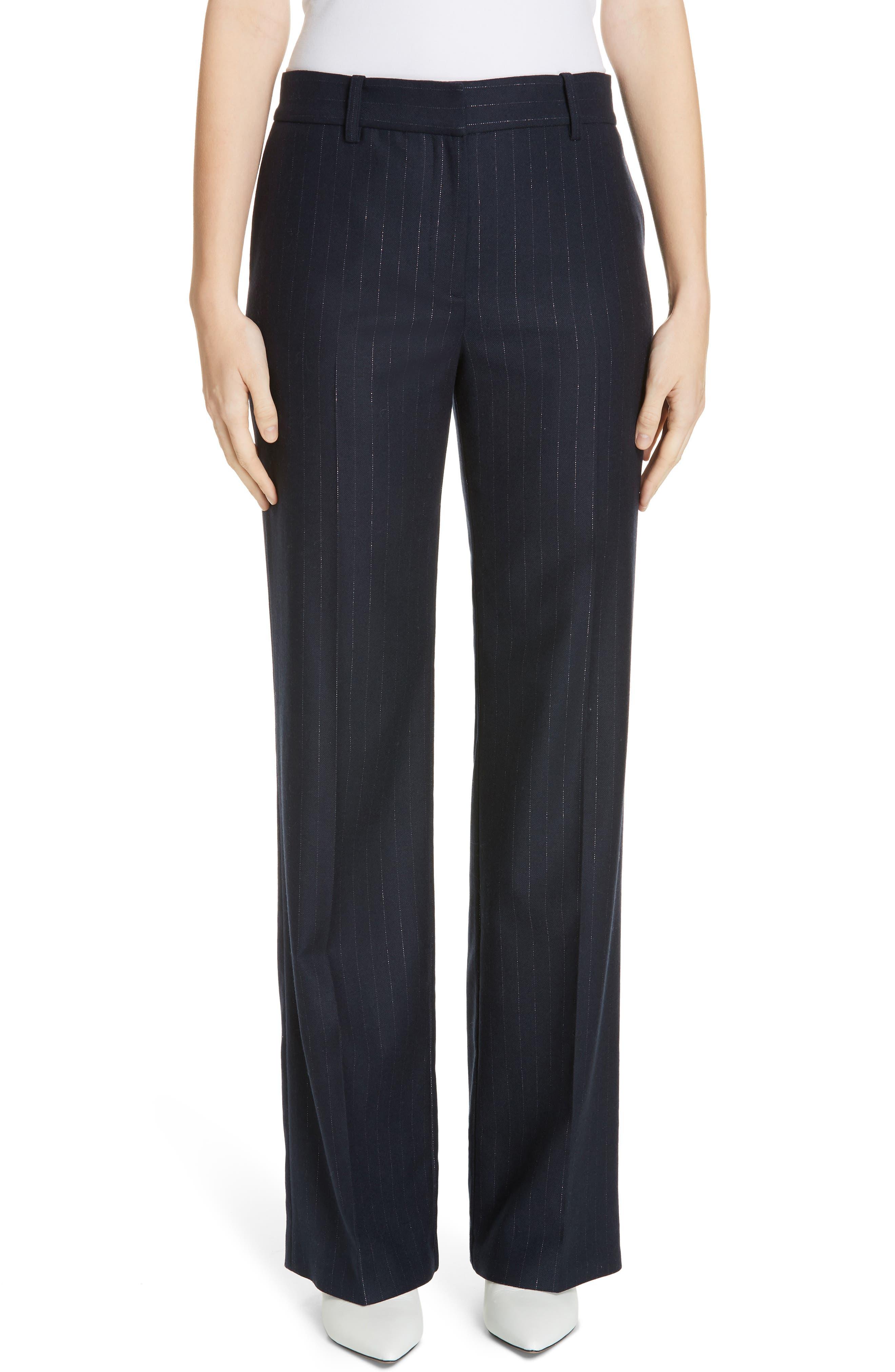 Hagan Trousers, Main, color, NAVY