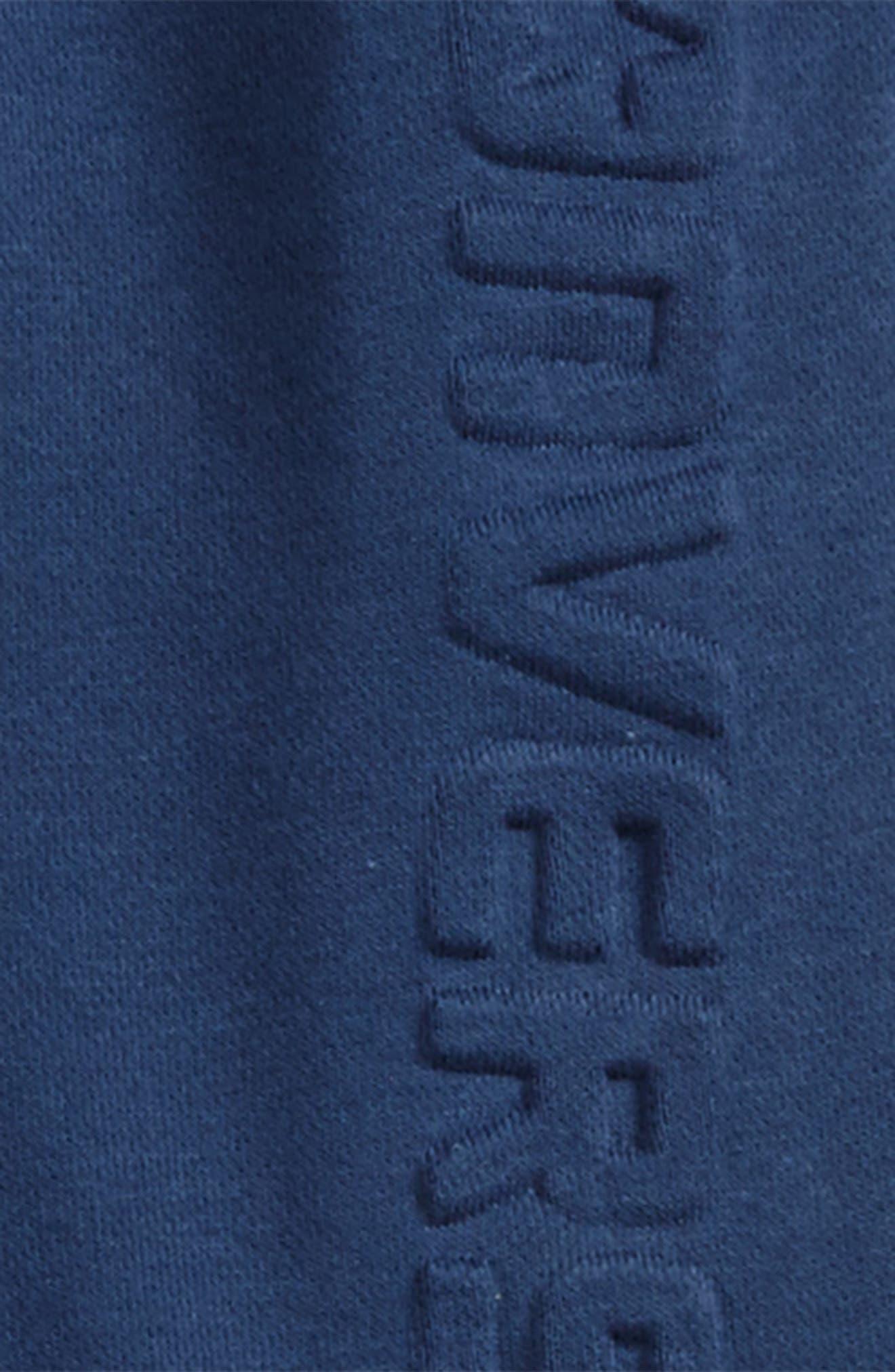 Embossed Logo Sweatpants,                             Alternate thumbnail 3, color,