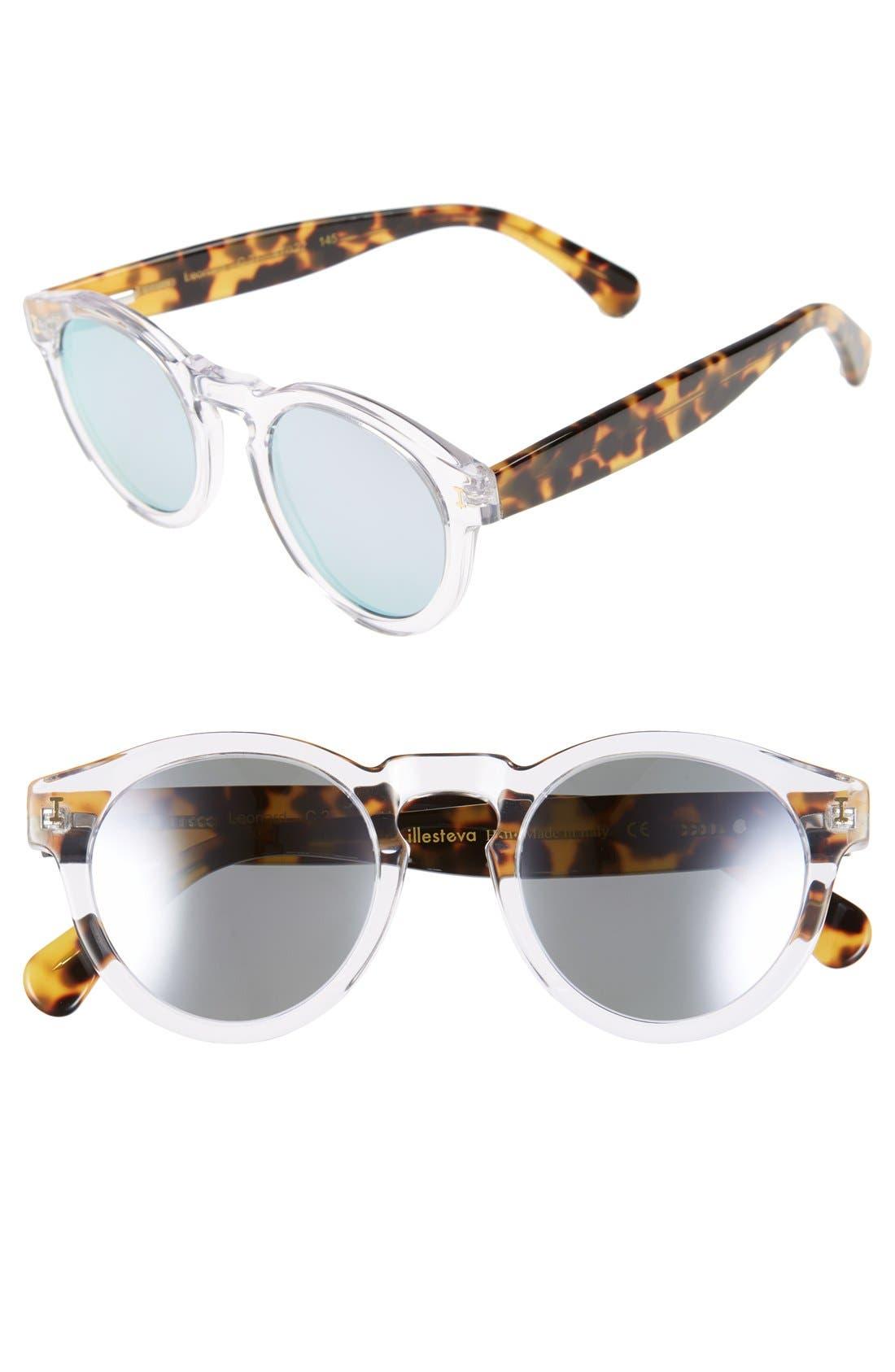 'Leonard' 47mm Sunglasses,                             Main thumbnail 27, color,