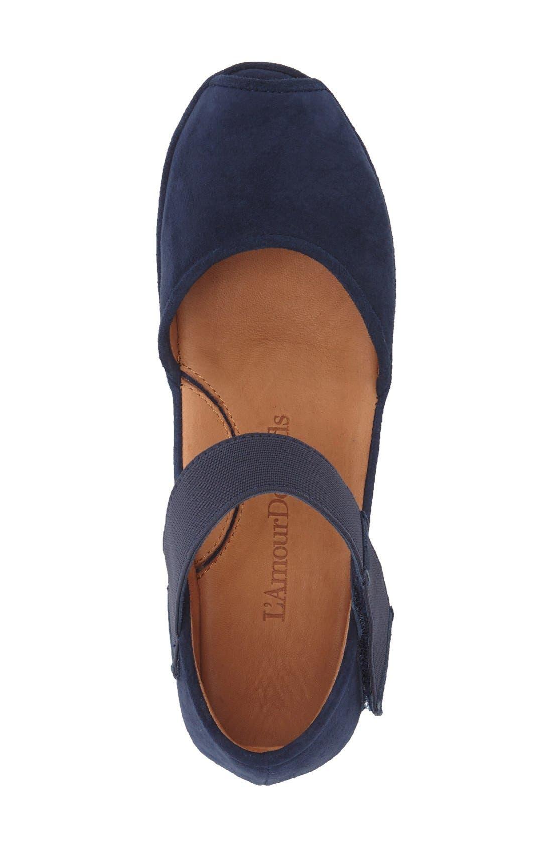 'Amadour' Platform Sandal,                             Alternate thumbnail 36, color,