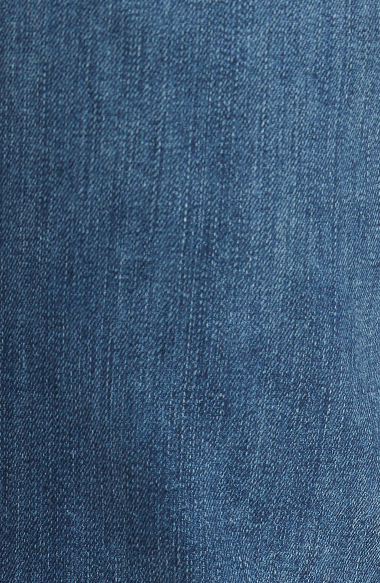 The Straight Slim Straight Leg Jeans,                             Alternate thumbnail 5, color,                             408