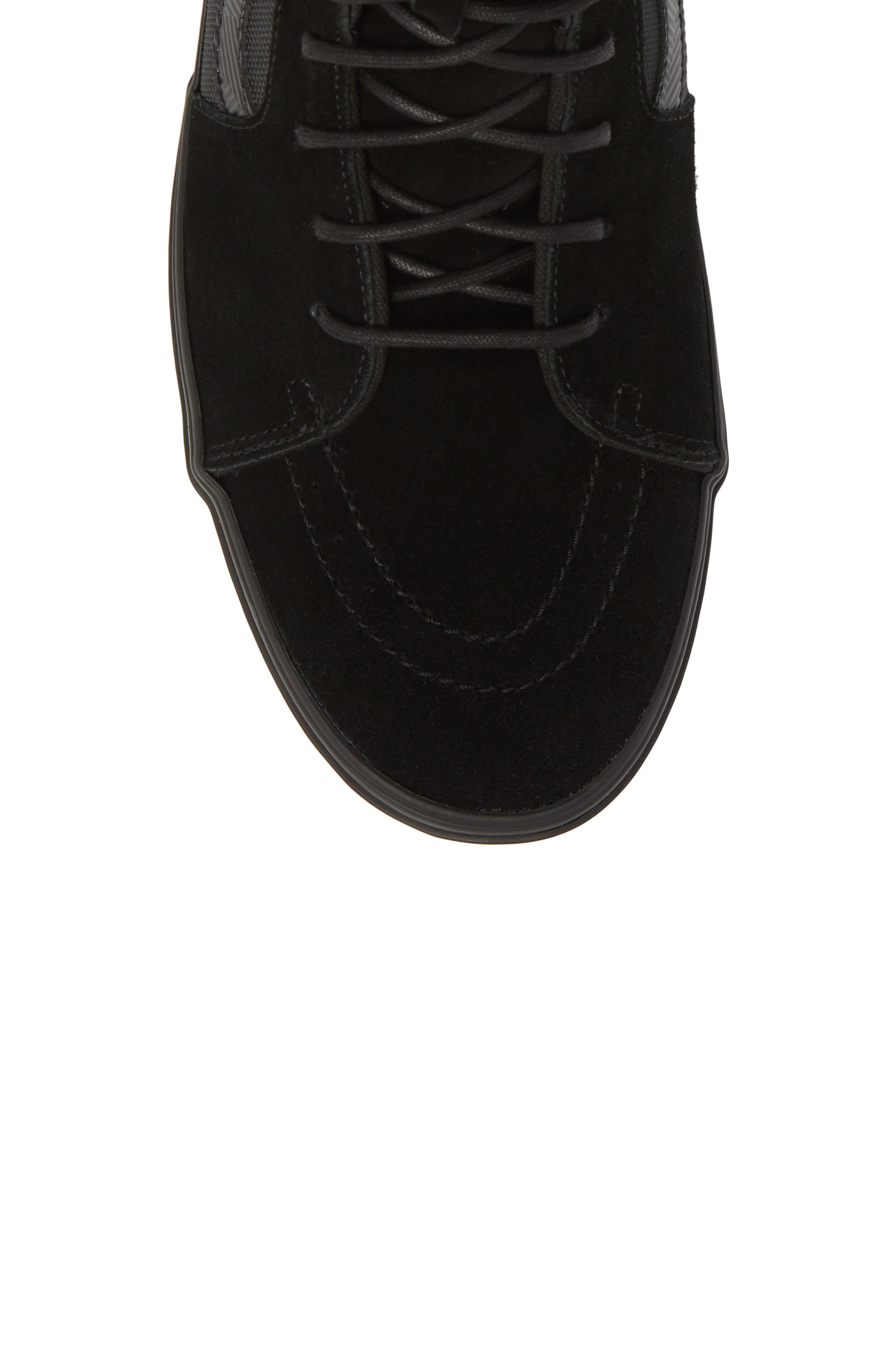 x Marvel<sup>®</sup> UA Sk8-Hi Sneaker,                             Alternate thumbnail 5, color,                             001