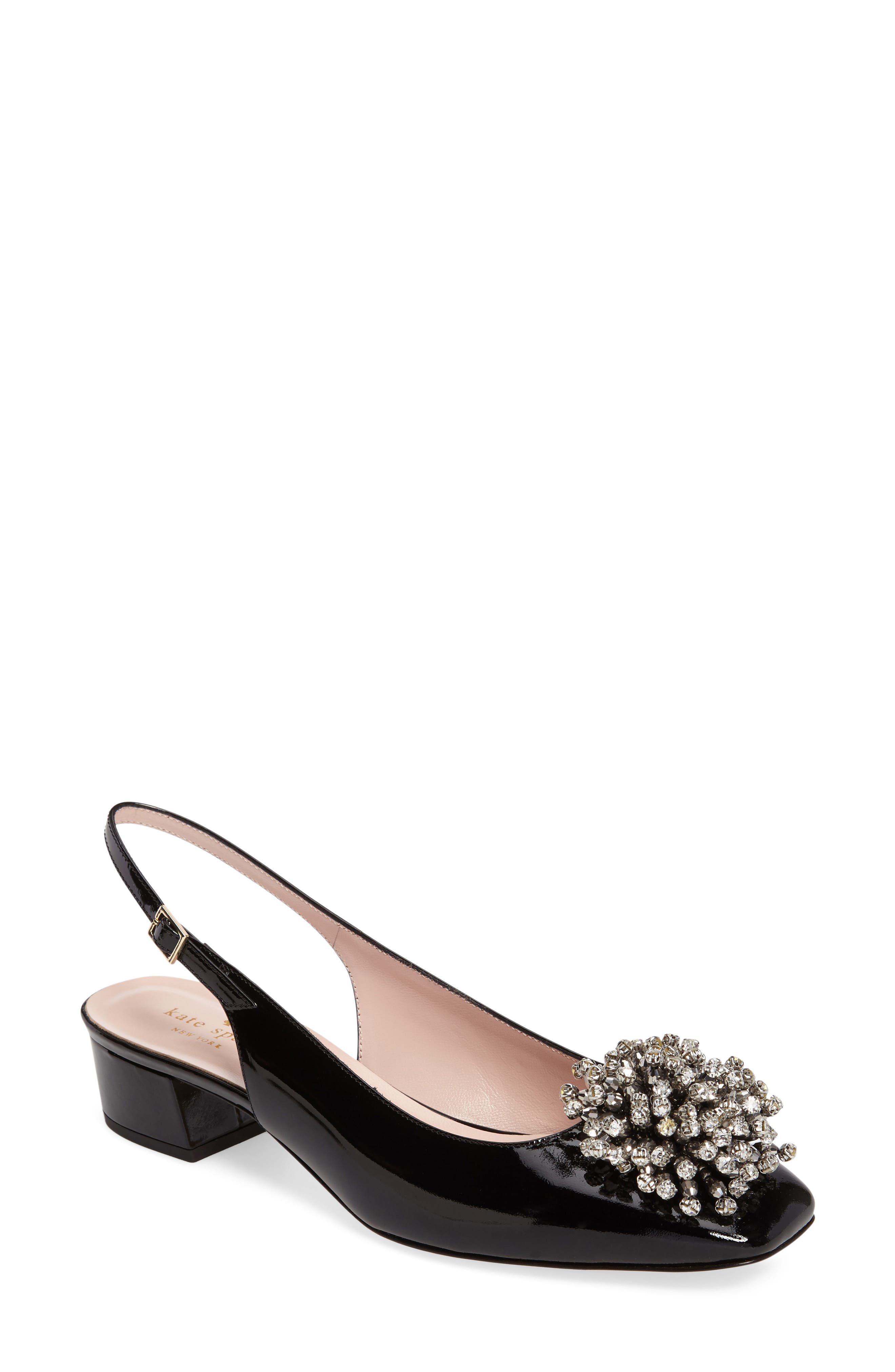 maren slingback pump,                         Main,                         color, 001