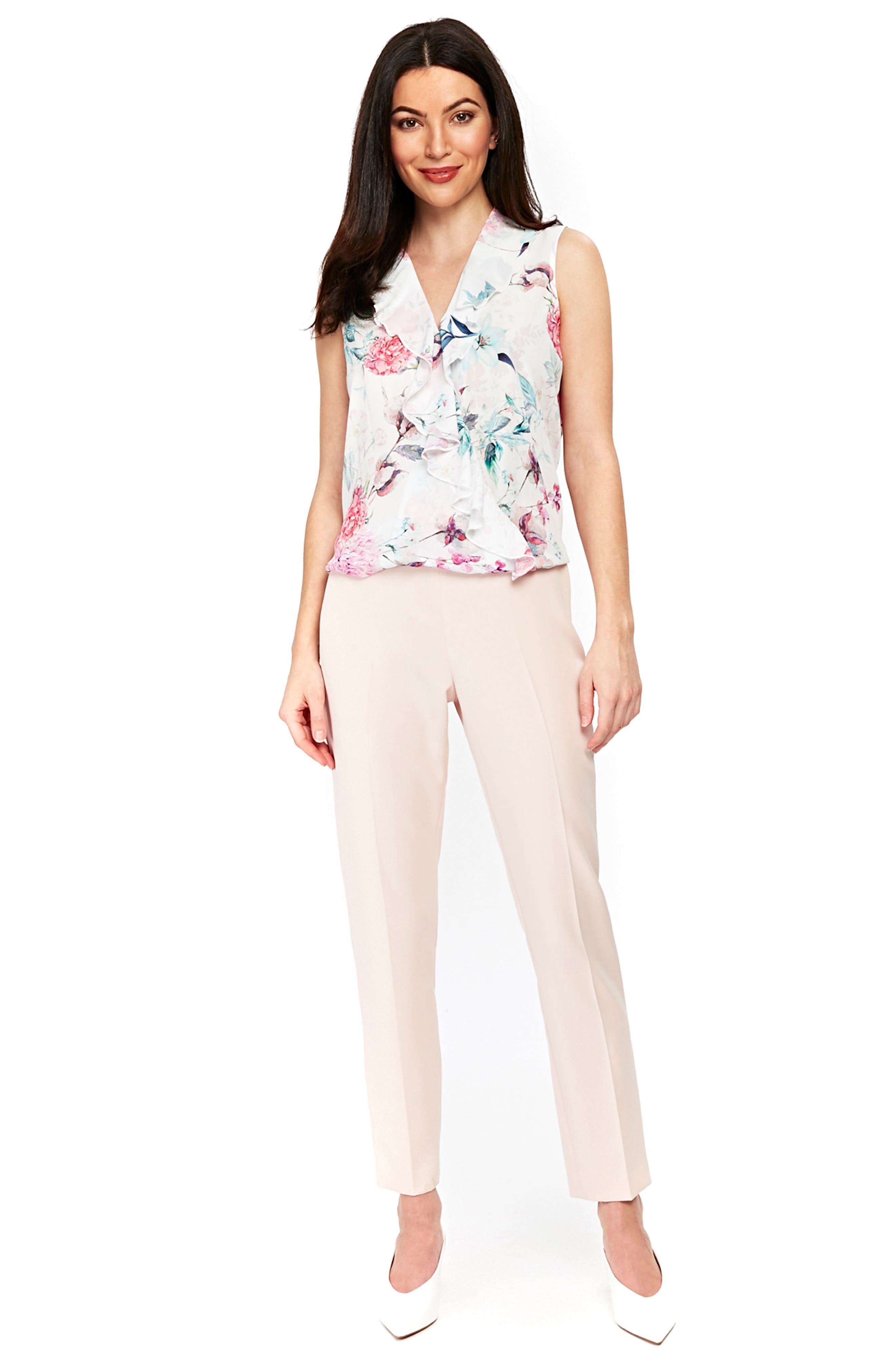 Sienna Trousers,                             Alternate thumbnail 5, color,                             650