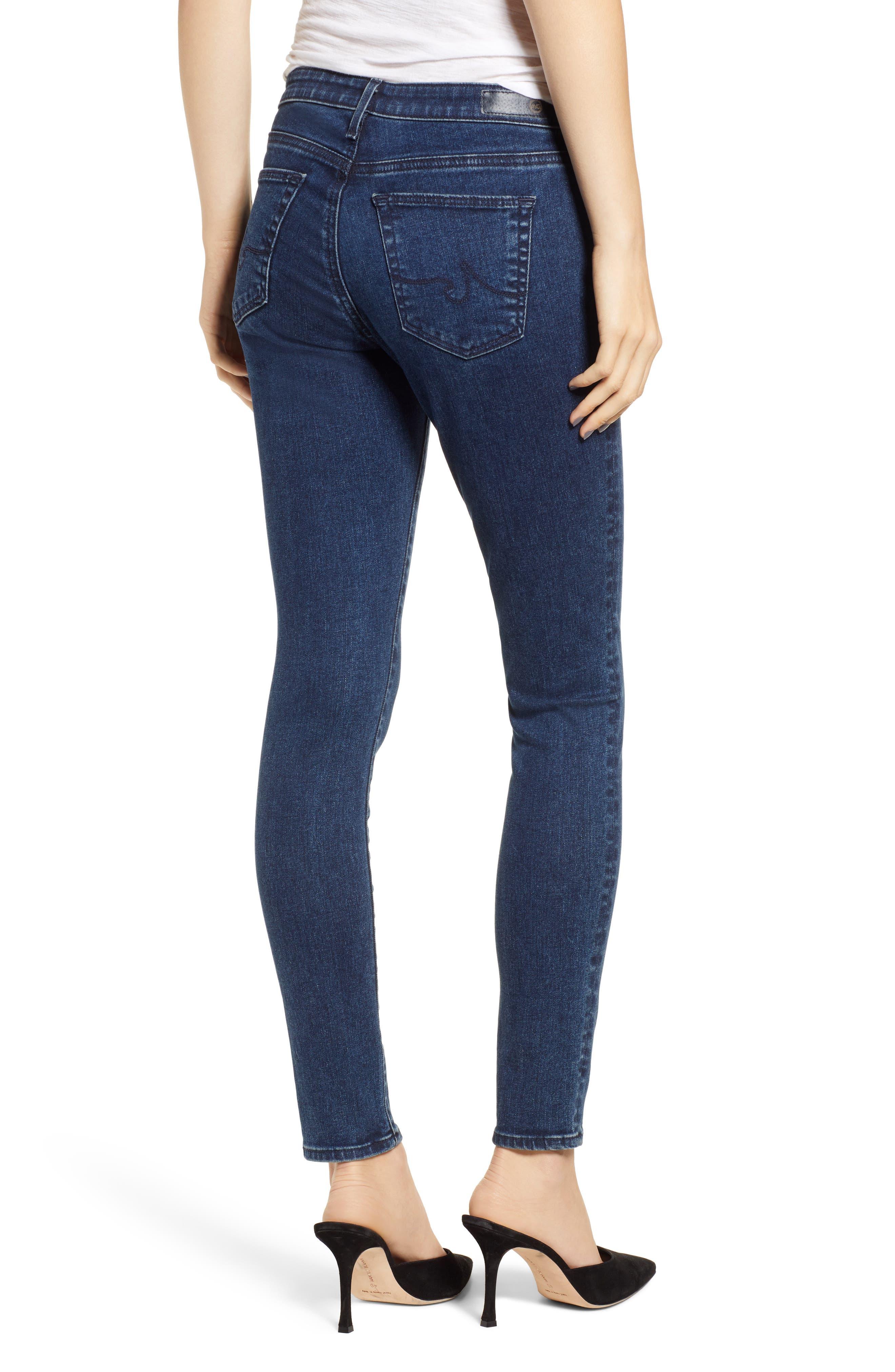 The Legging Ankle Super Skinny Jeans,                             Alternate thumbnail 26, color,