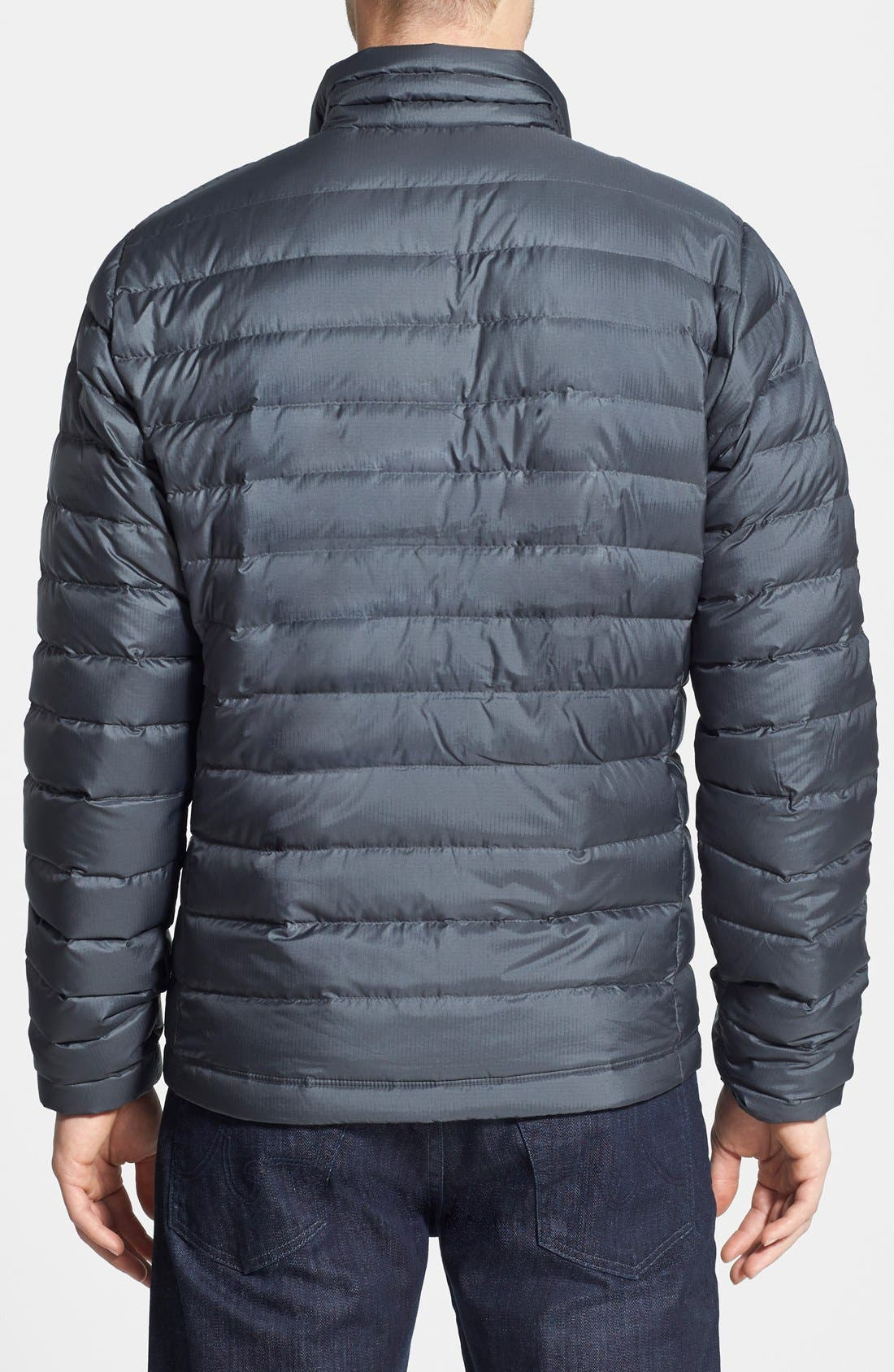 Water Repellent Down Jacket,                             Alternate thumbnail 88, color,