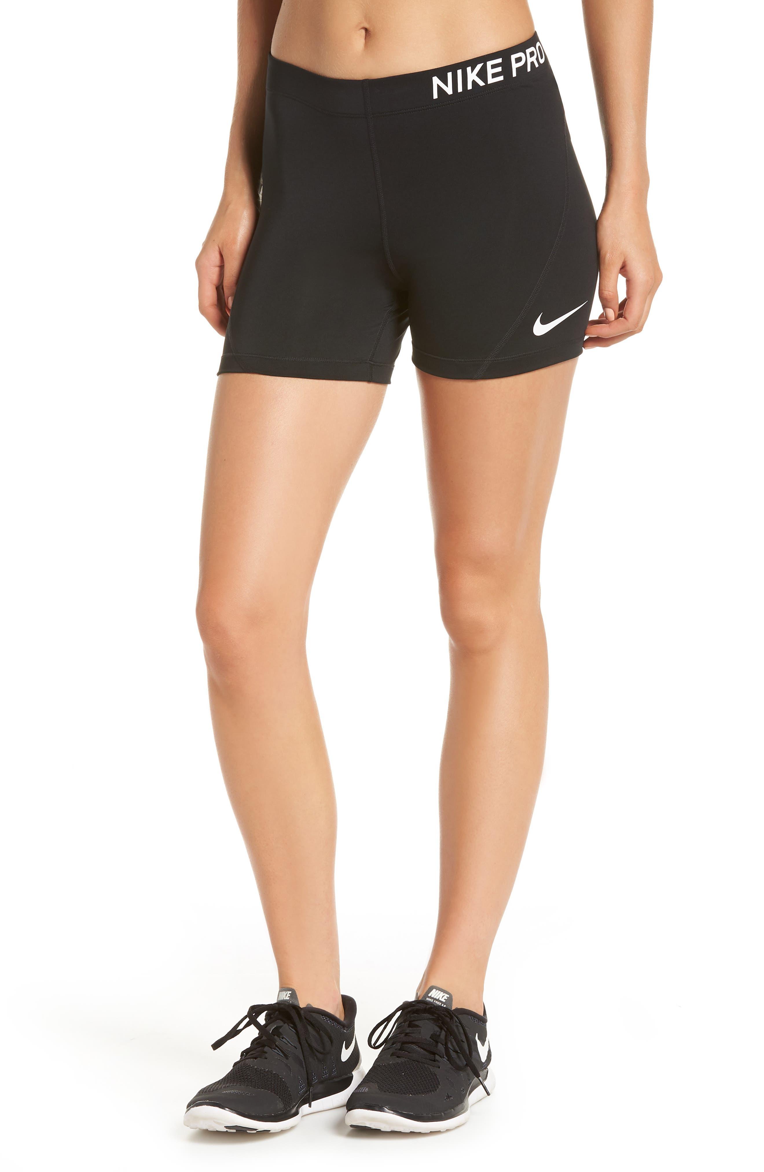 NIKE Pro Training Shorts, Main, color, 011