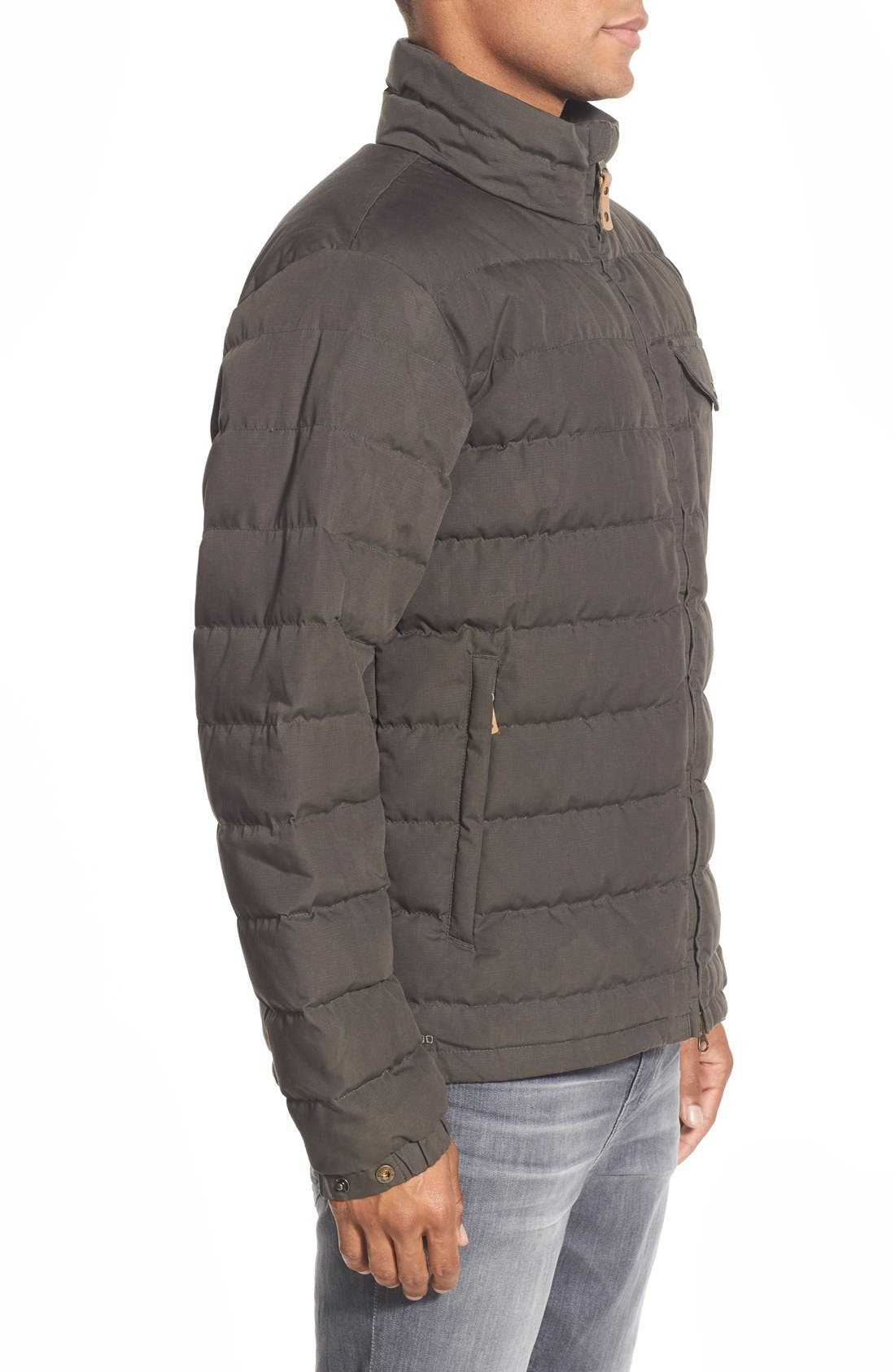 'Ovik Lite' Quilted Down Jacket,                             Alternate thumbnail 4, color,                             023