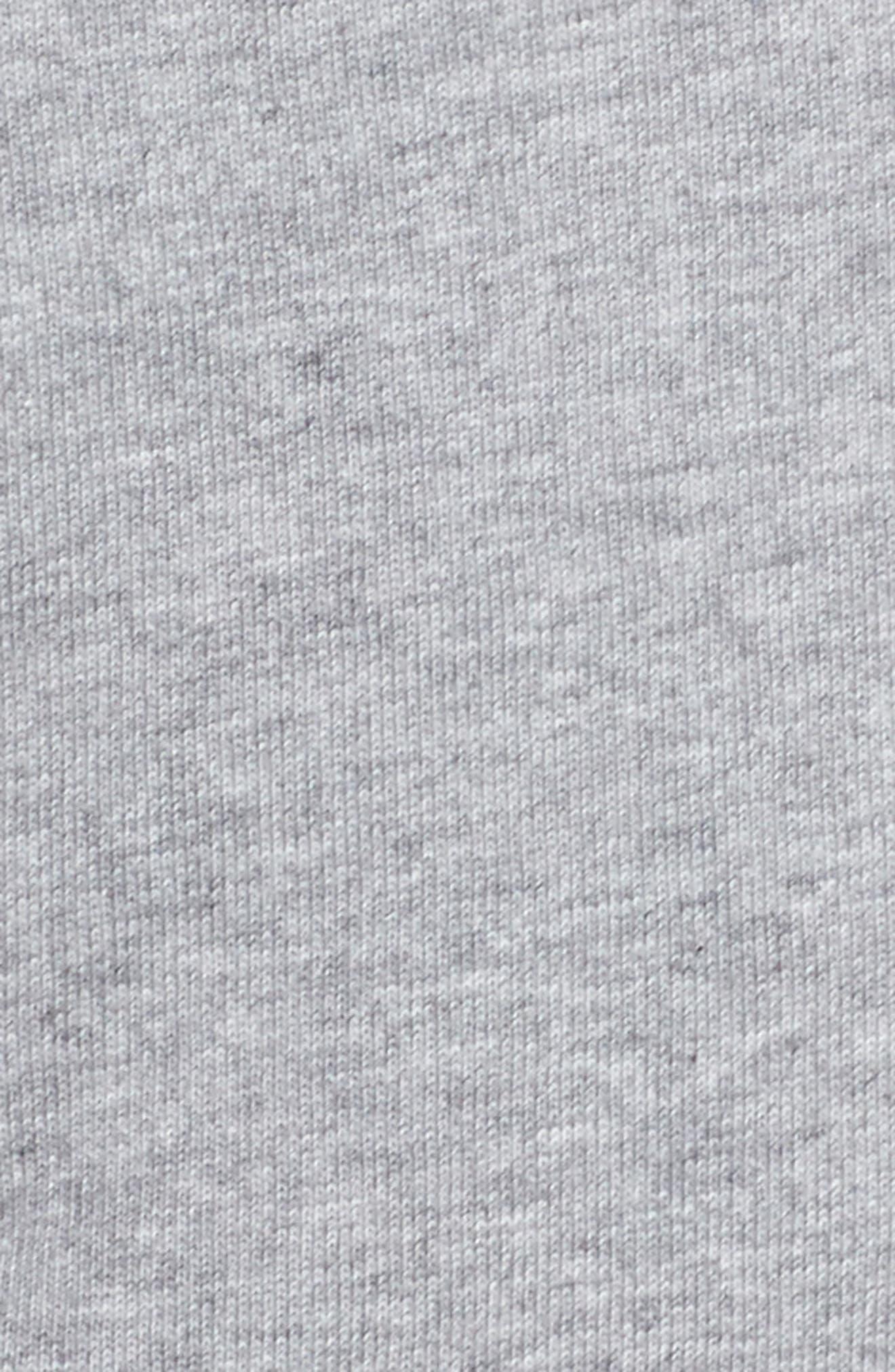 Chalet Fleece Lined Hooded Wrap,                             Alternate thumbnail 7, color,                             030