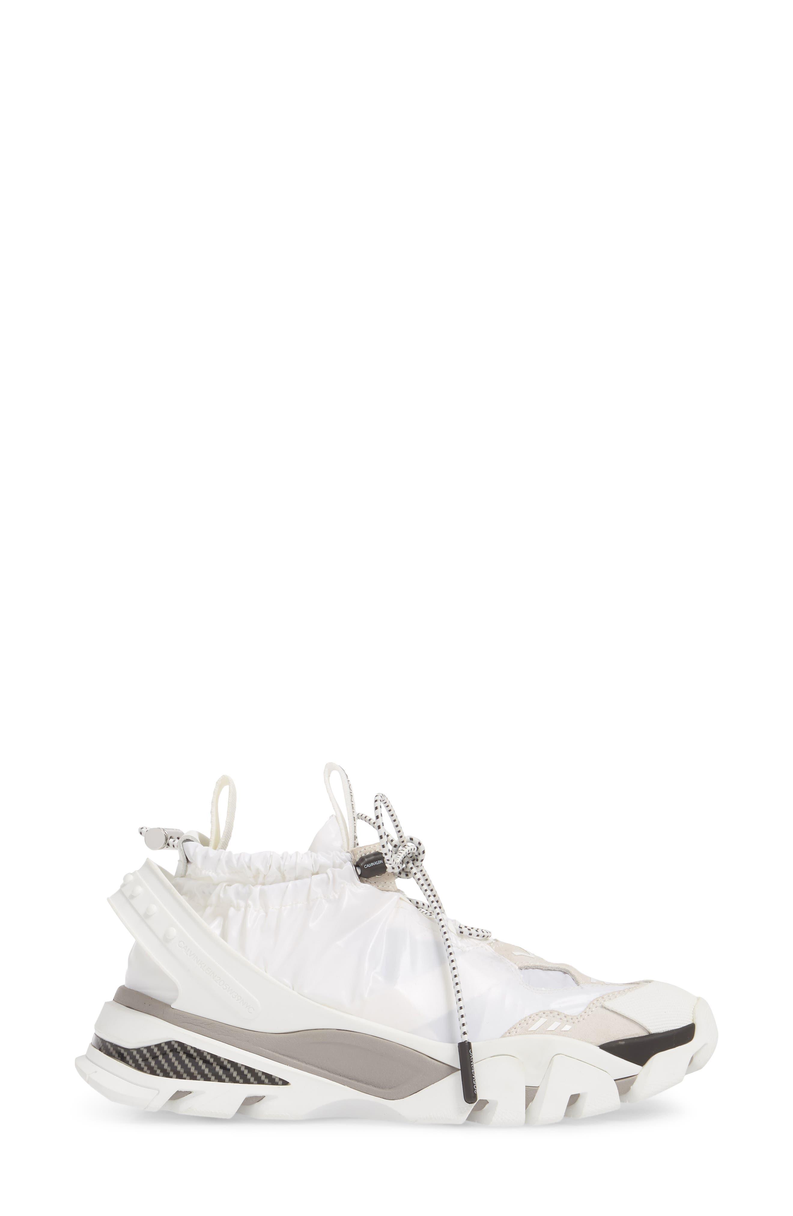 CALVIN KLEIN 205W39NYC,                             Candessa Slip-On Sneaker,                             Alternate thumbnail 3, color,                             100
