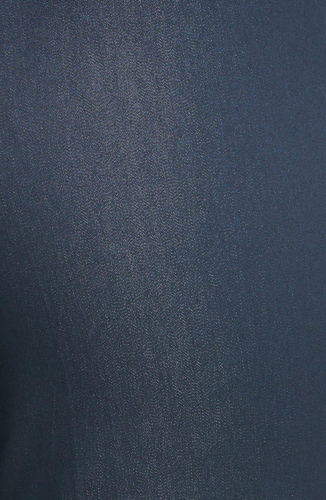 Side Zip Double Weave Pants,                             Alternate thumbnail 28, color,