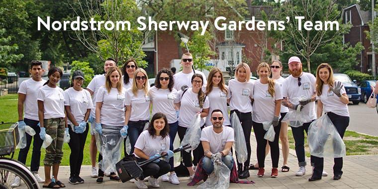 Nordstrom Sherway Gardens' Team