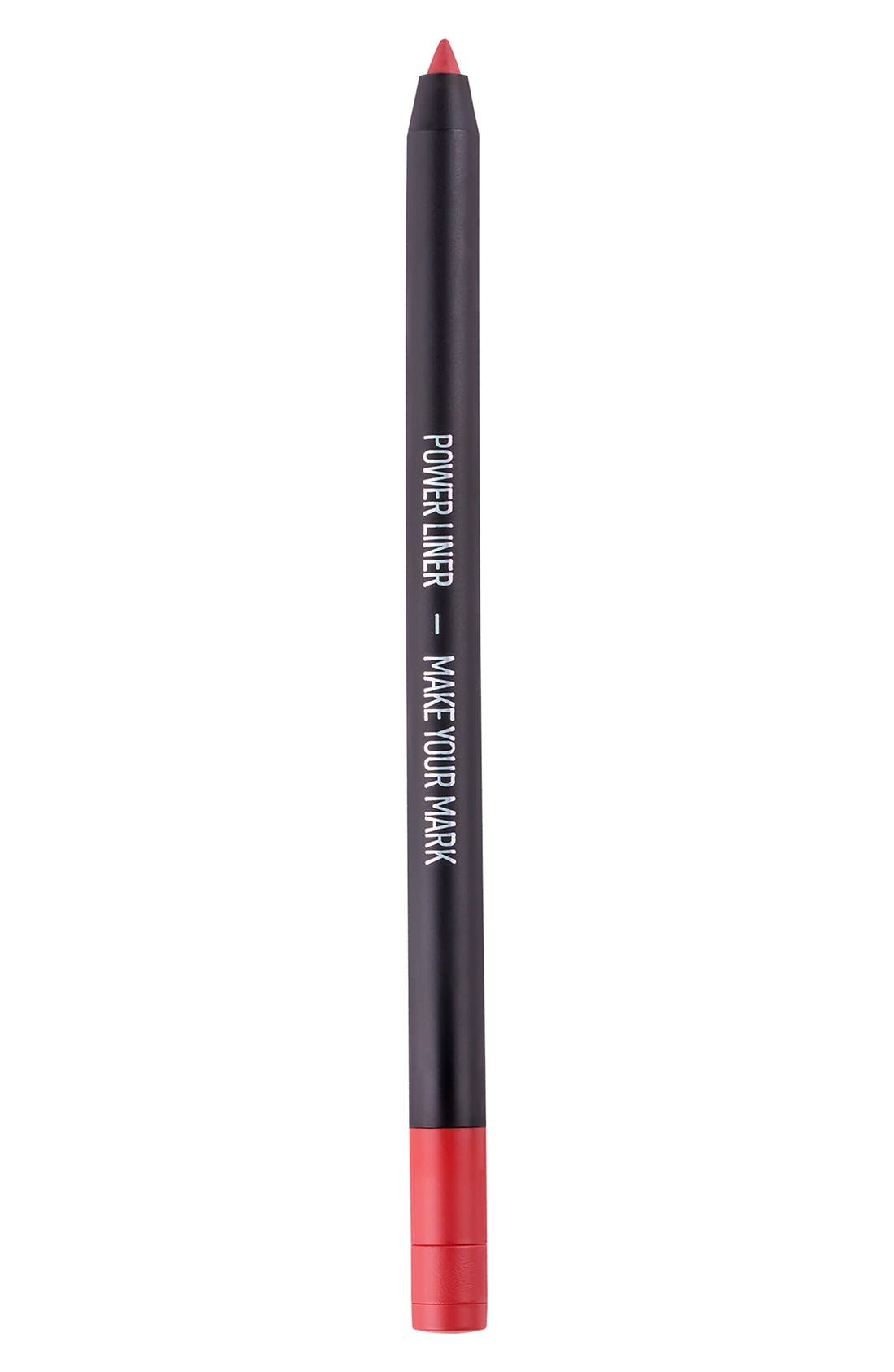 Power Liner,                         Main,                         color, MAKE YOUR MARK