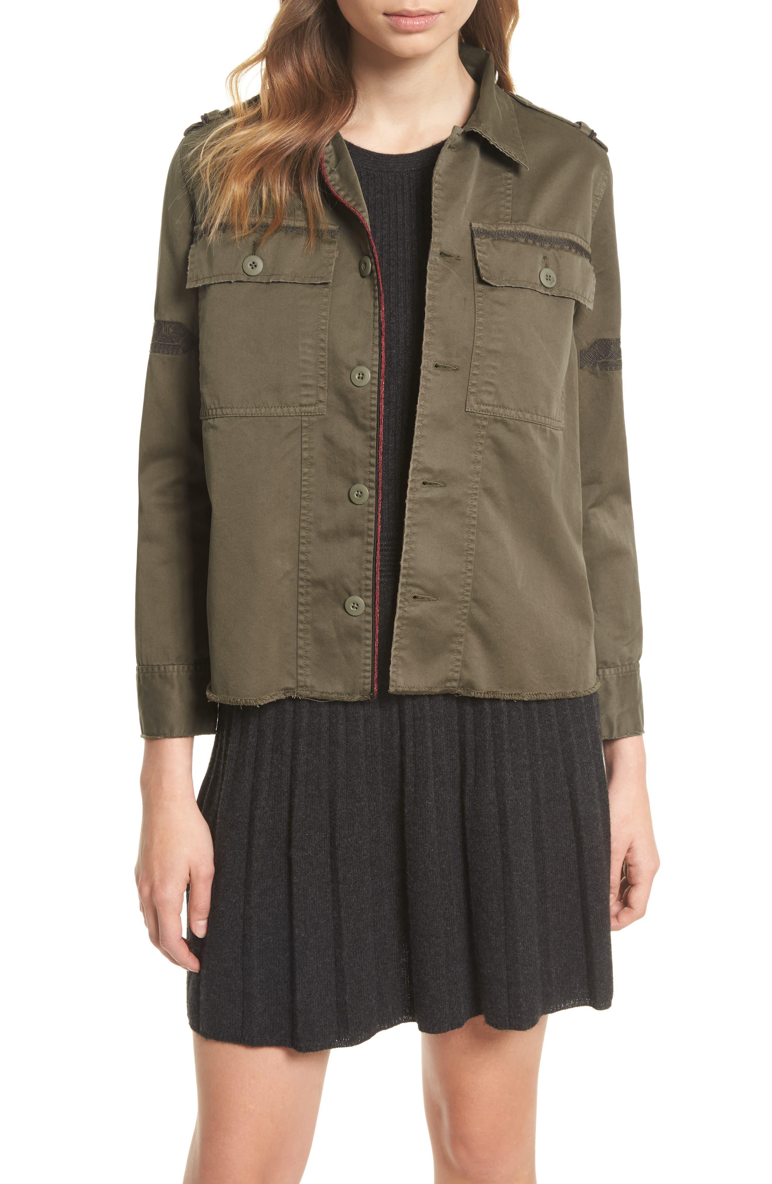 Balthazara Utility Jacket,                         Main,                         color, 307