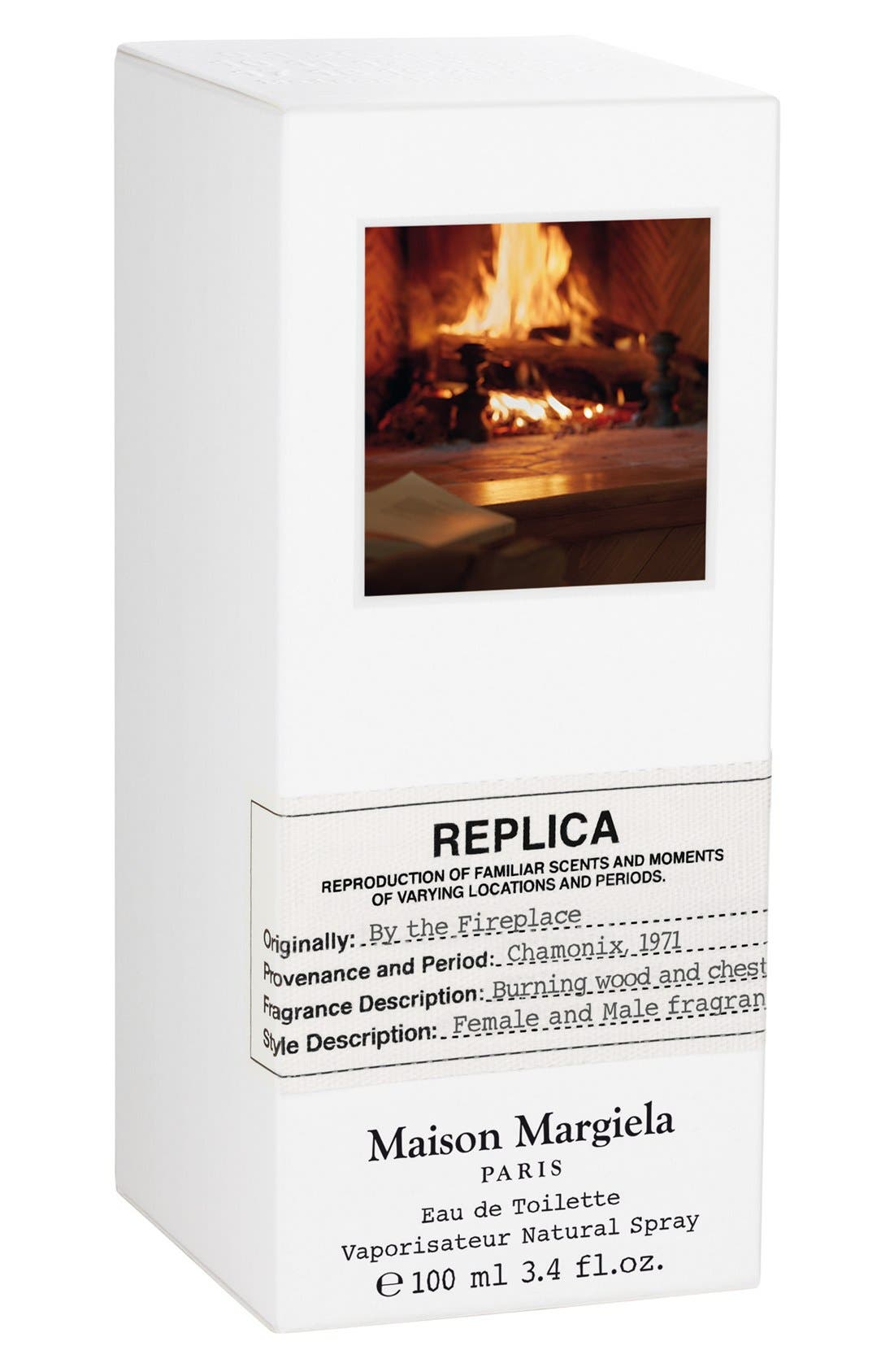 Replica By the Fireplace Fragrance,                             Alternate thumbnail 3, color,                             NO COLOR