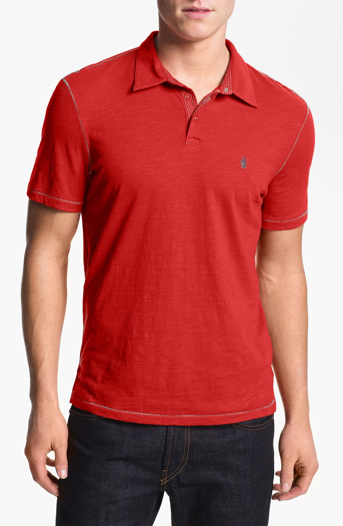 Slim Fit Polo,                             Main thumbnail 14, color,