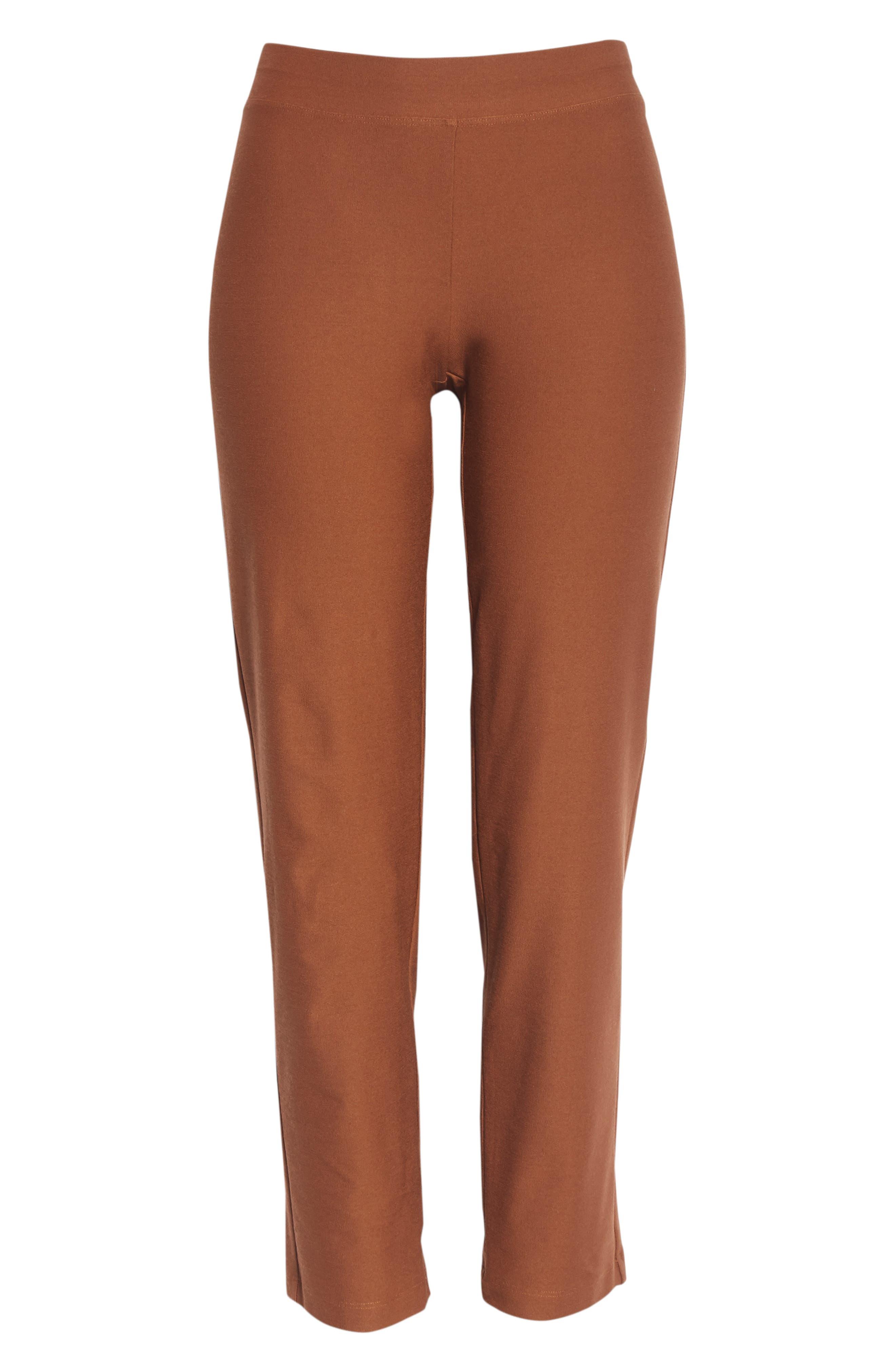 Stretch Crepe Slim Ankle Pants,                             Alternate thumbnail 115, color,