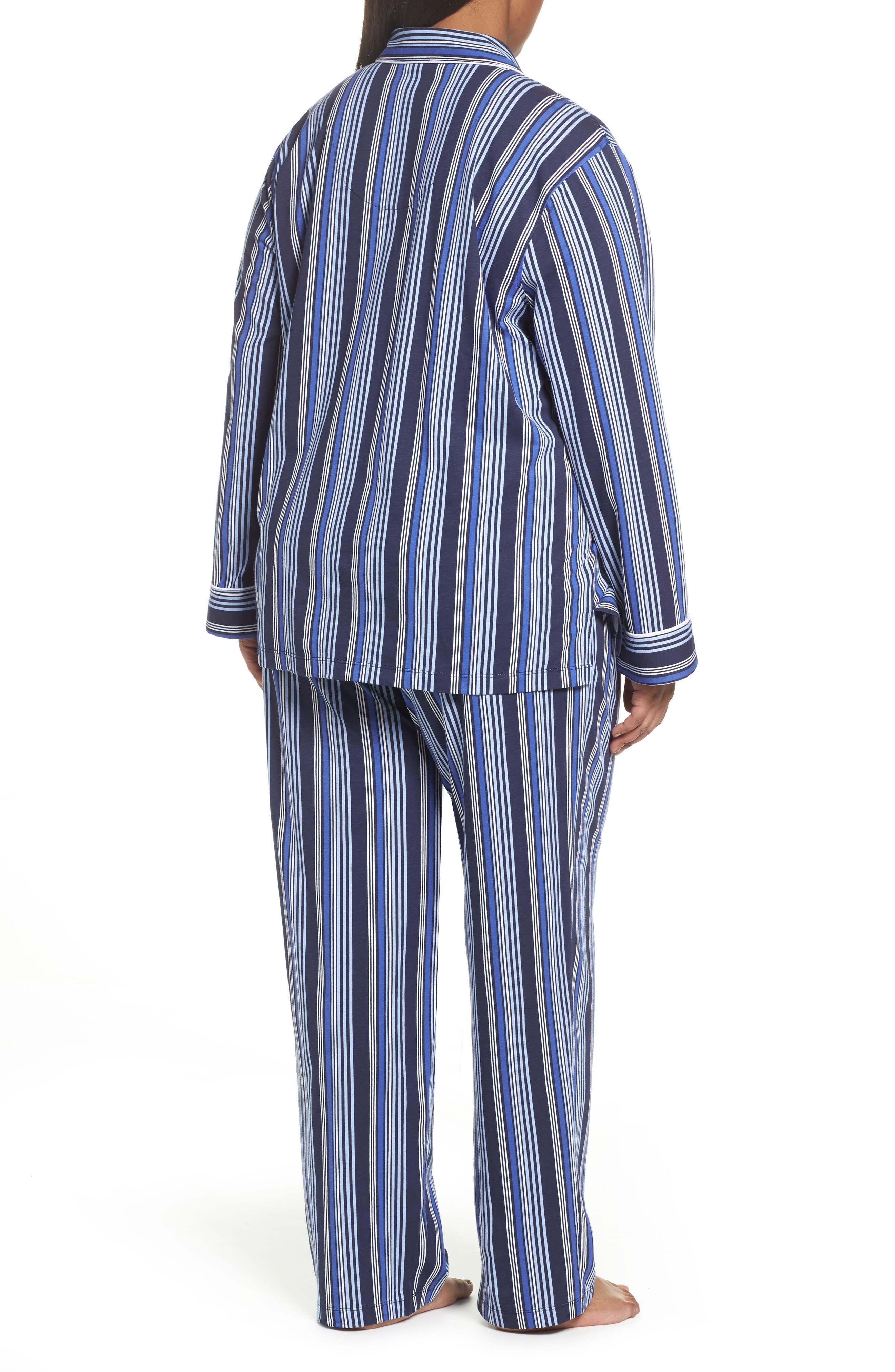 Stripe Pajamas,                             Alternate thumbnail 2, color,                             486
