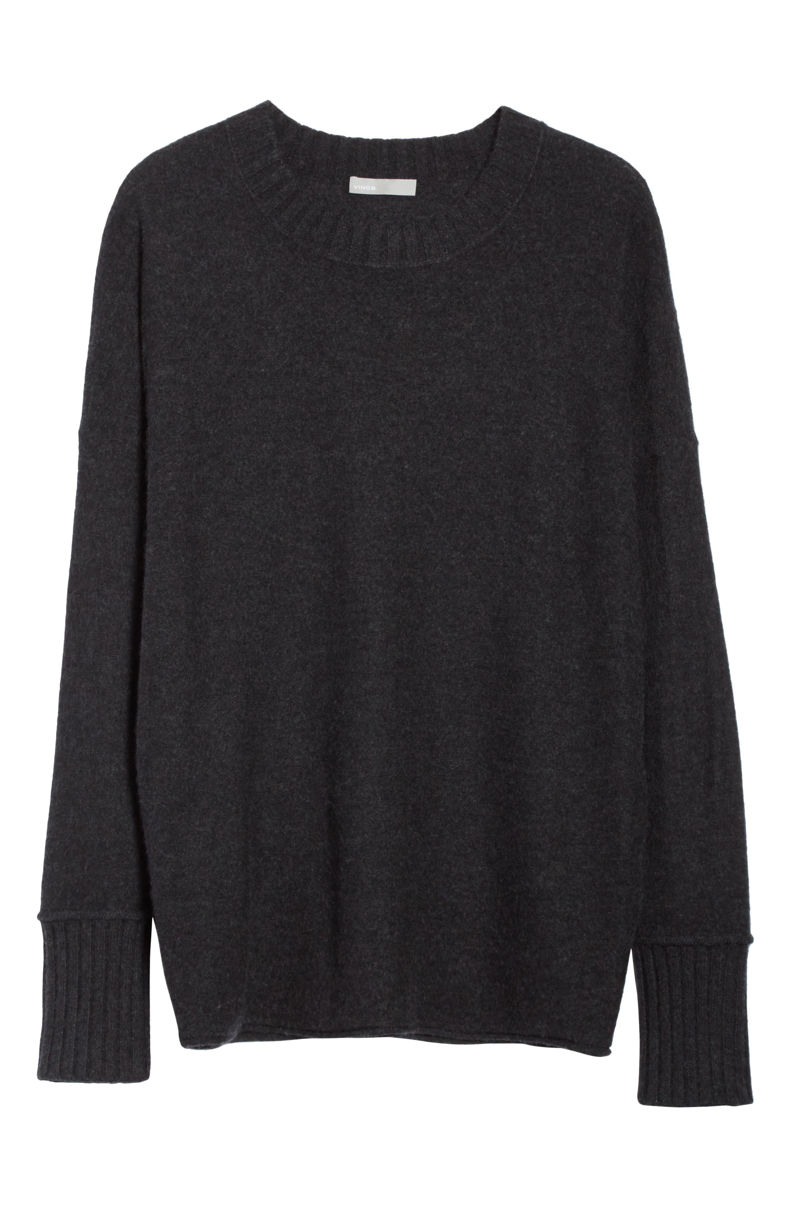 Cashmere Pullover,                             Alternate thumbnail 6, color,                             064