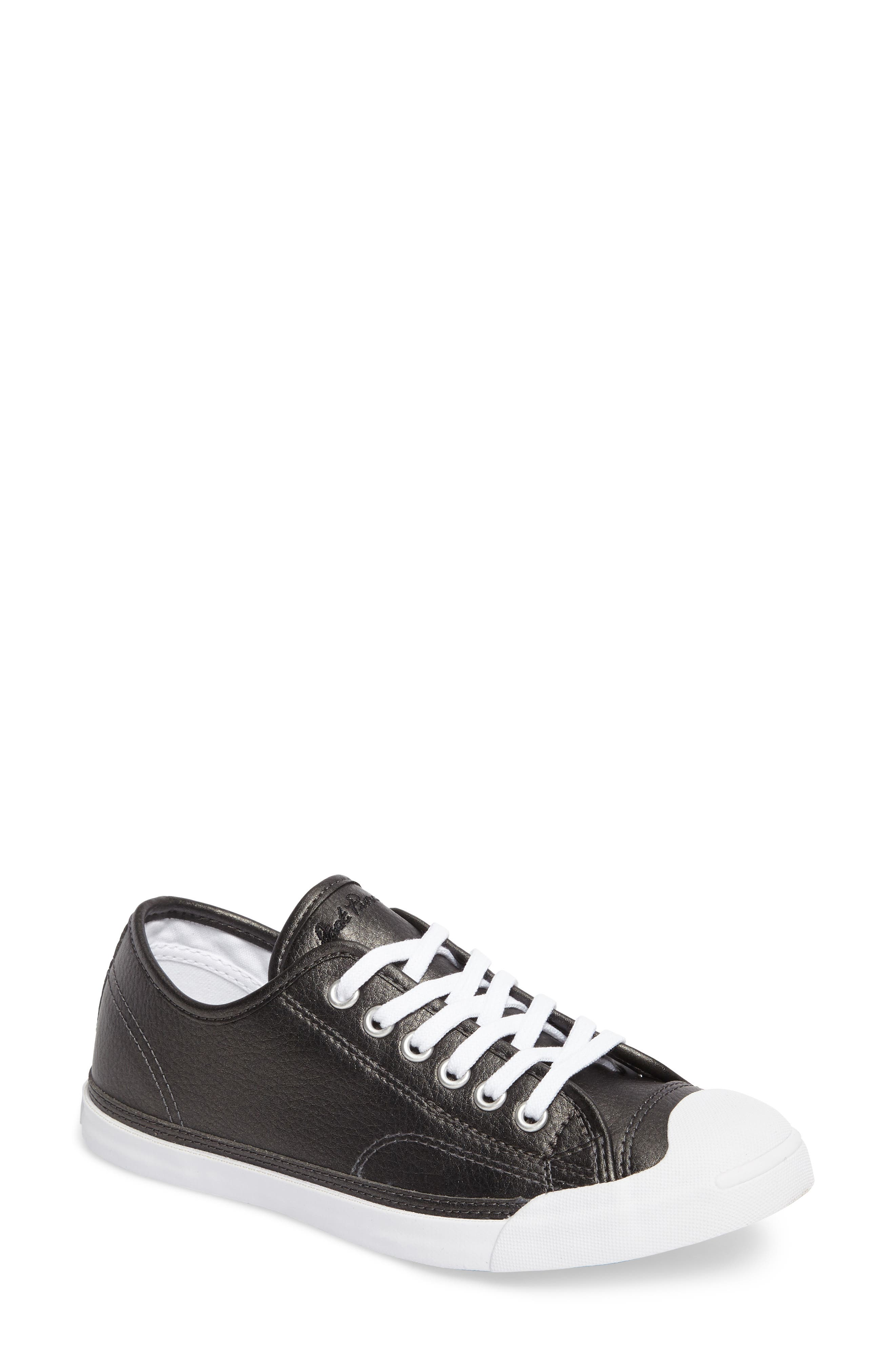 Jack Purcell Low Top Sneaker,                             Main thumbnail 1, color,                             001