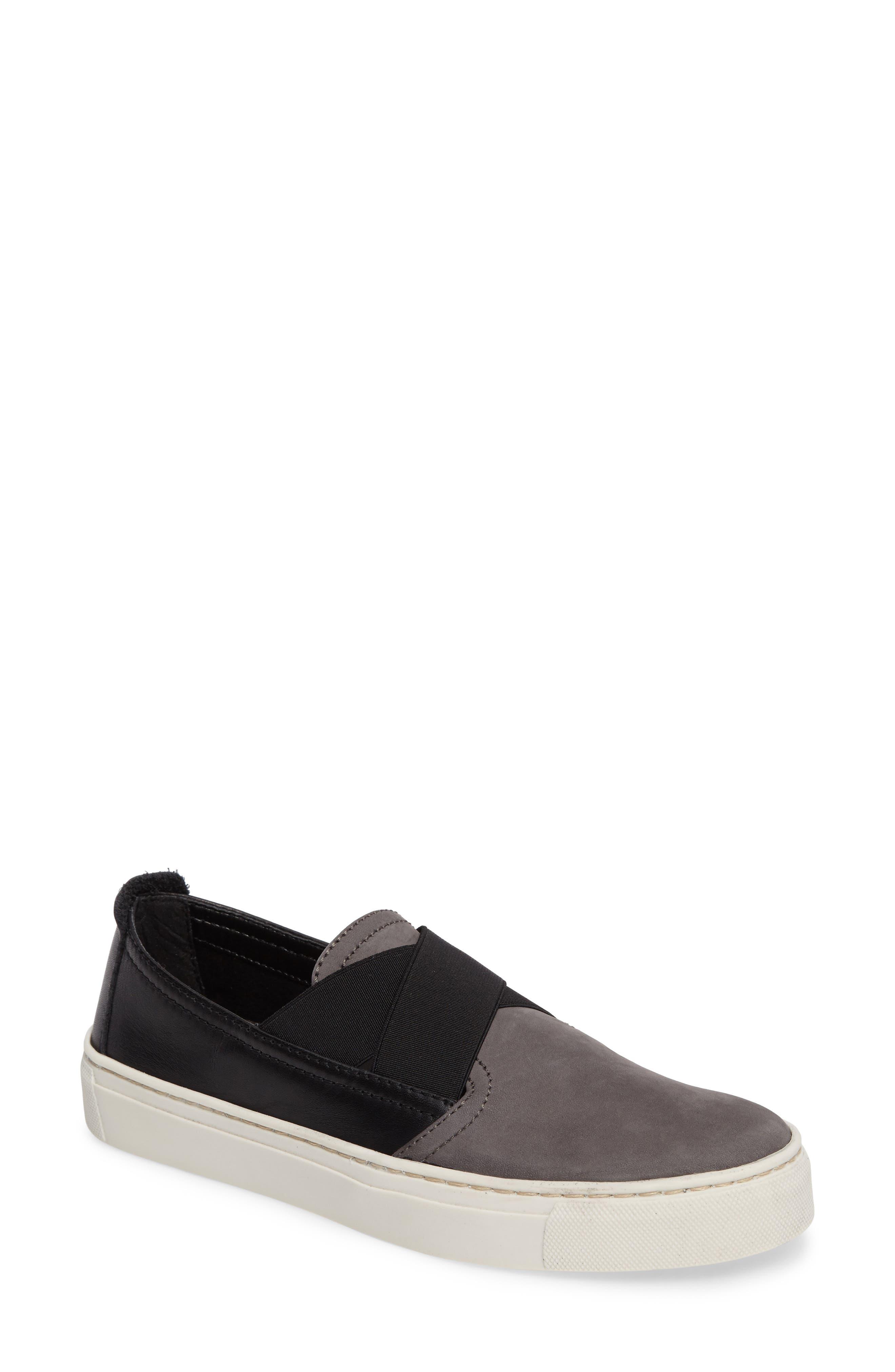 La Cross Slip-On Sneaker,                             Main thumbnail 1, color,                             001