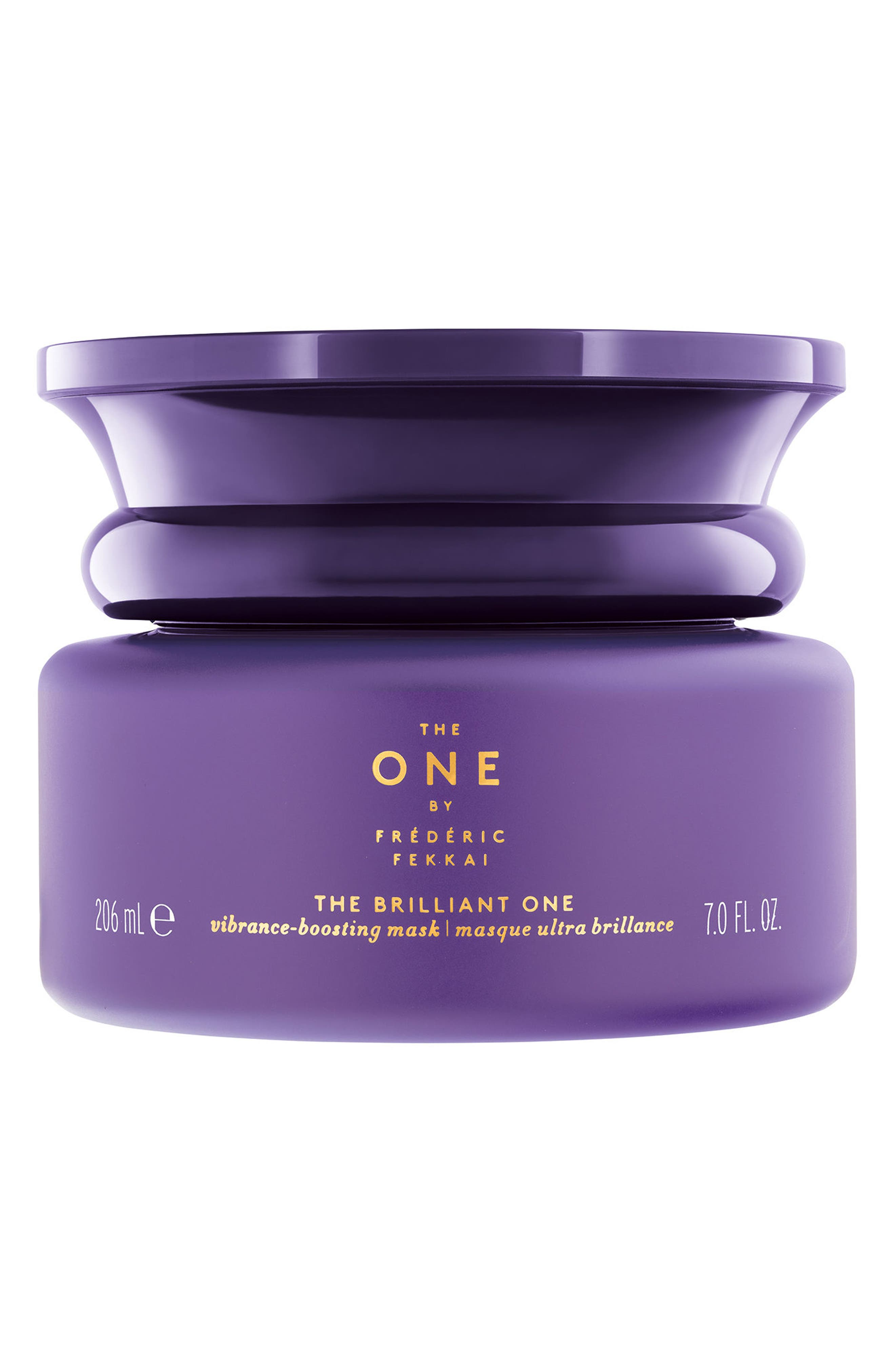The One by Frédéric Fekkai The Brilliant One Vibrance-Boosting Mask,                             Main thumbnail 1, color,                             NO COLOR
