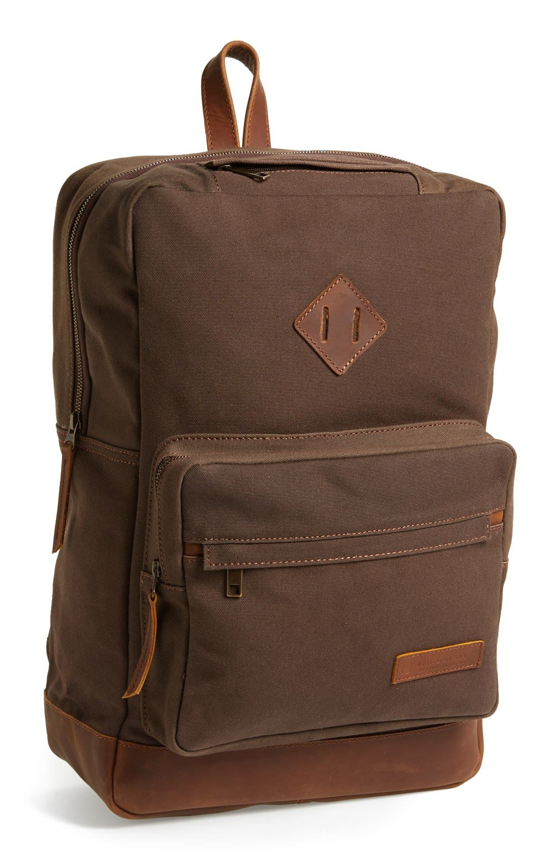 'Hudderton' Backpack, Main, color, 200