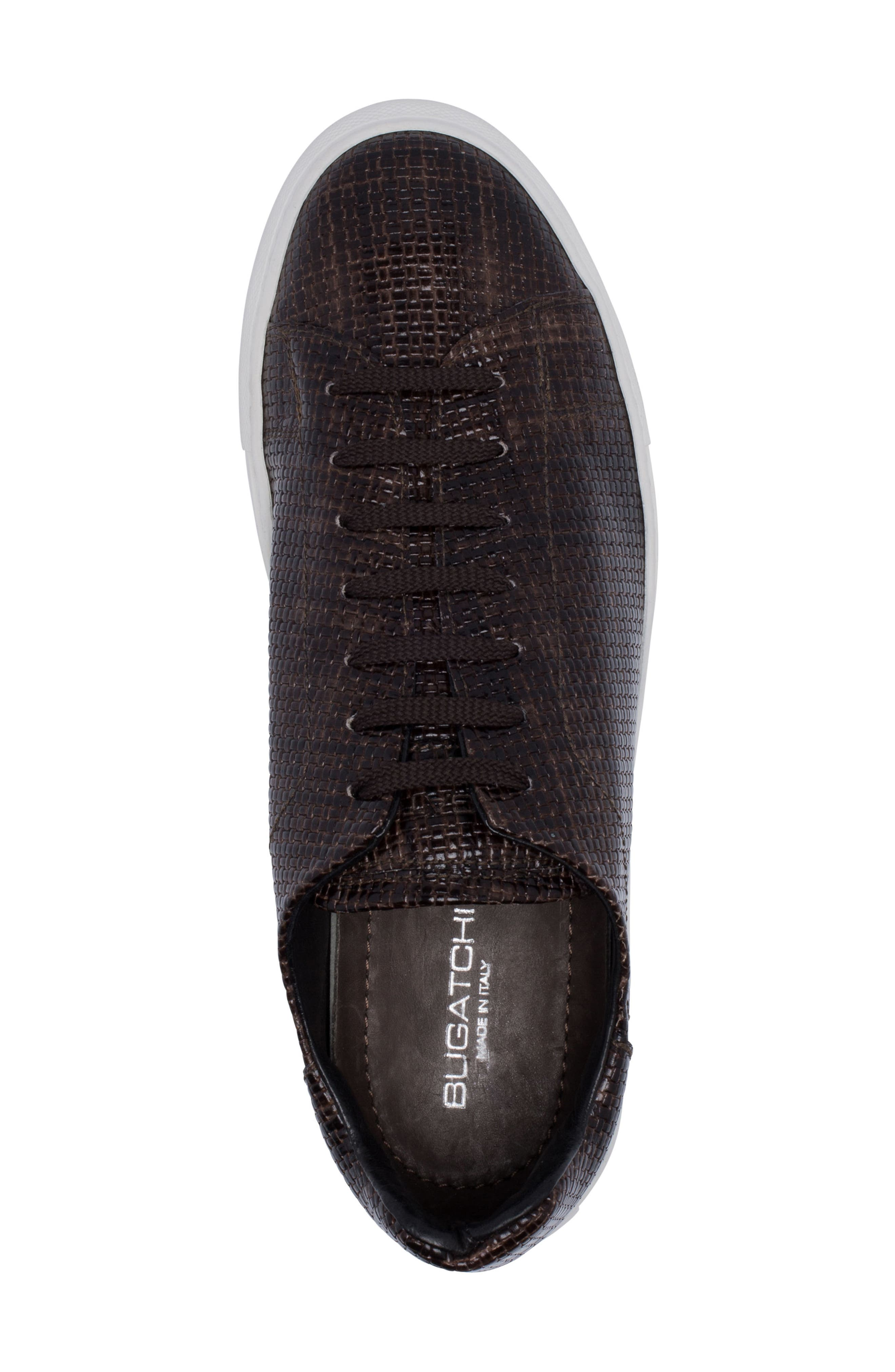 Wimbledon Sneaker,                             Alternate thumbnail 5, color,                             TESTA DI MORO