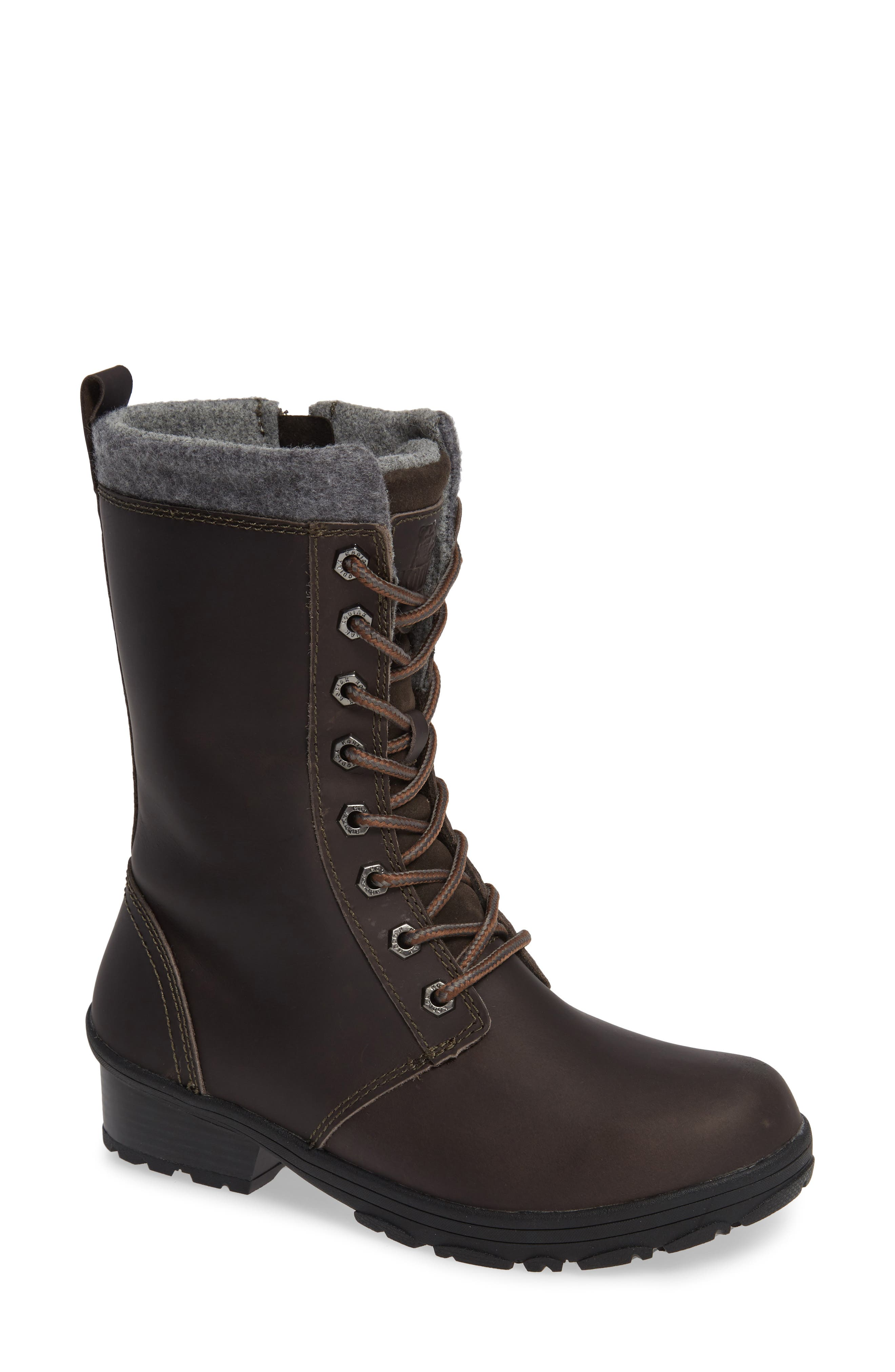 Kodiak Marcia Insulated Waterproof Boot, Grey