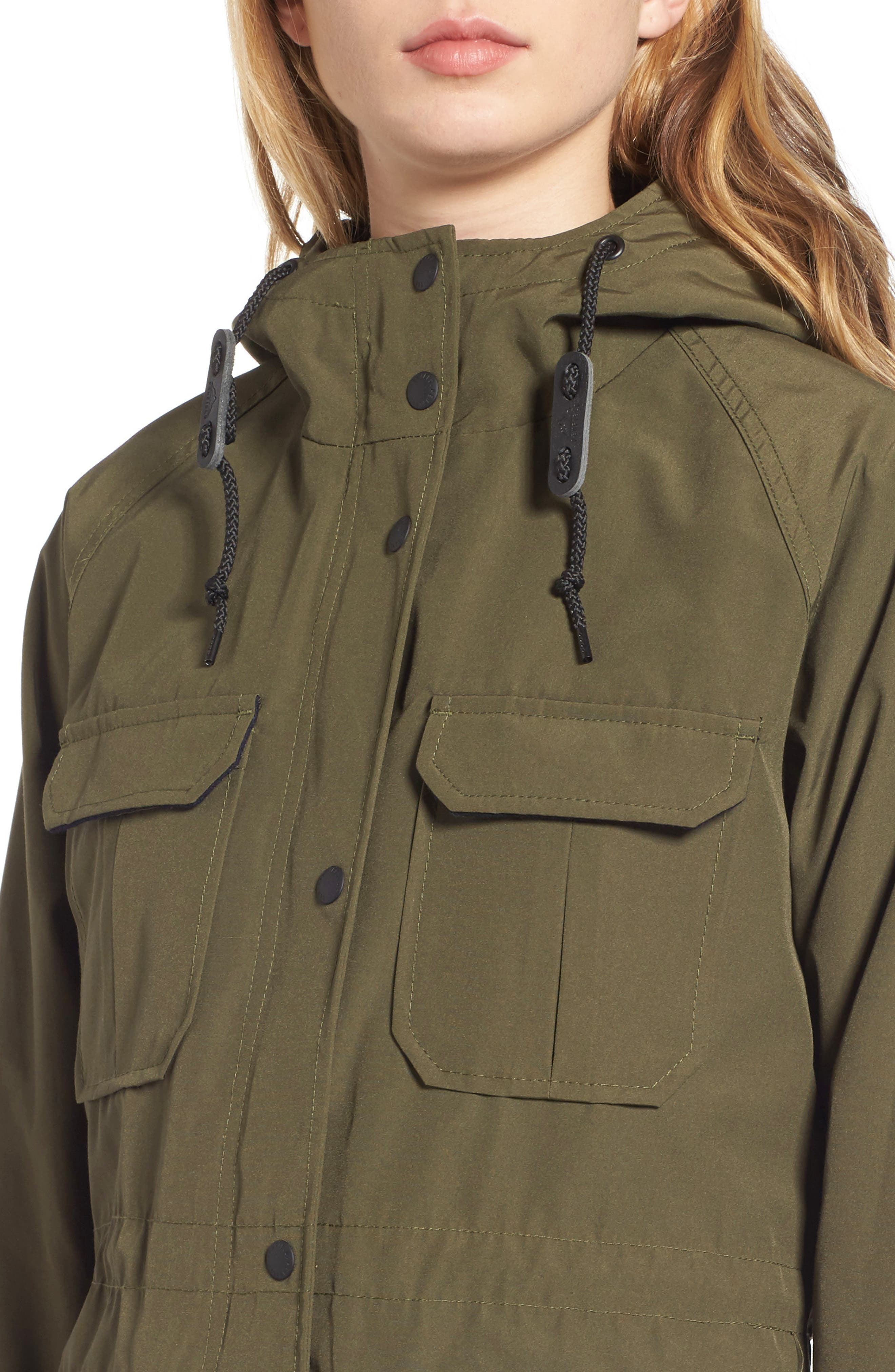 PENFIELD,                             'Kasson' Double Layer Mountain Parka,                             Alternate thumbnail 4, color,                             307
