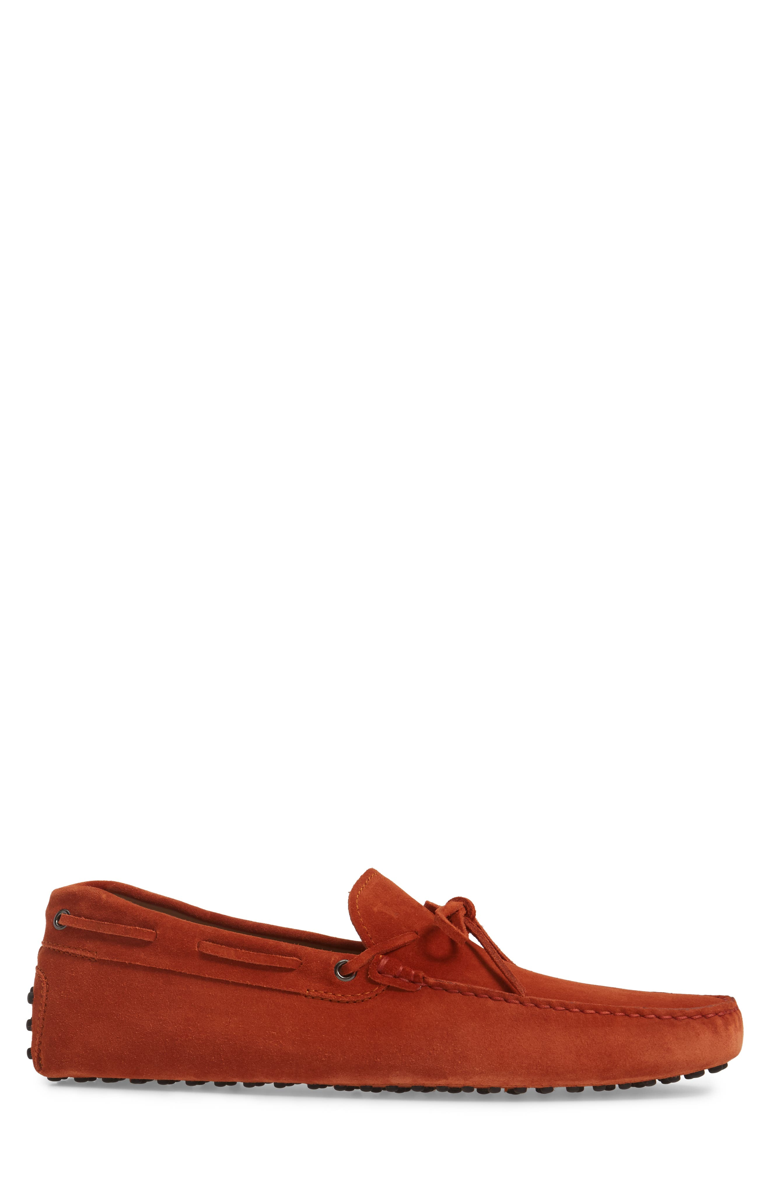Gommini Tie Front Driving Moccasin,                             Alternate thumbnail 64, color,