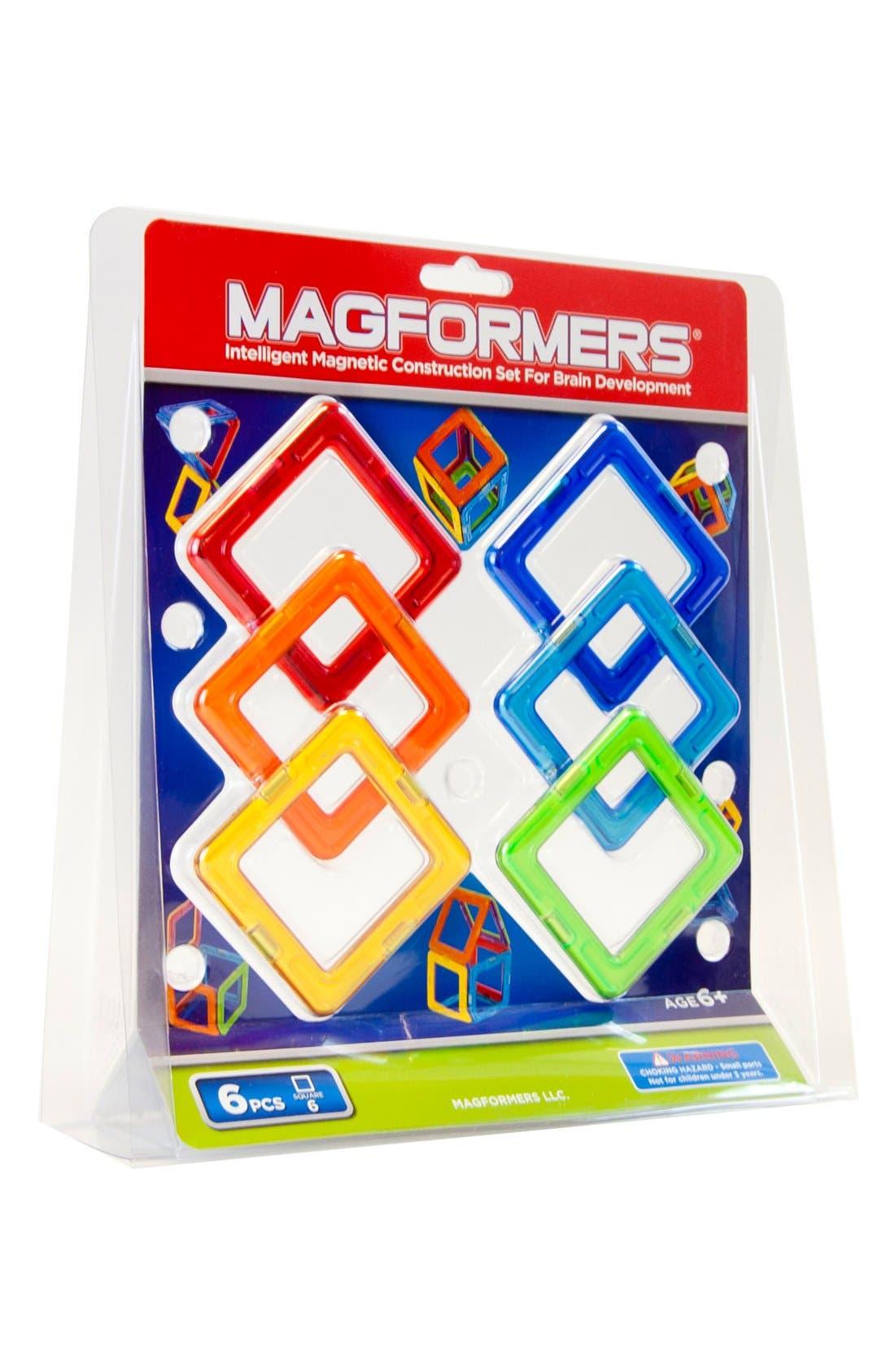 'Squares' Construction Set,                         Main,                         color,