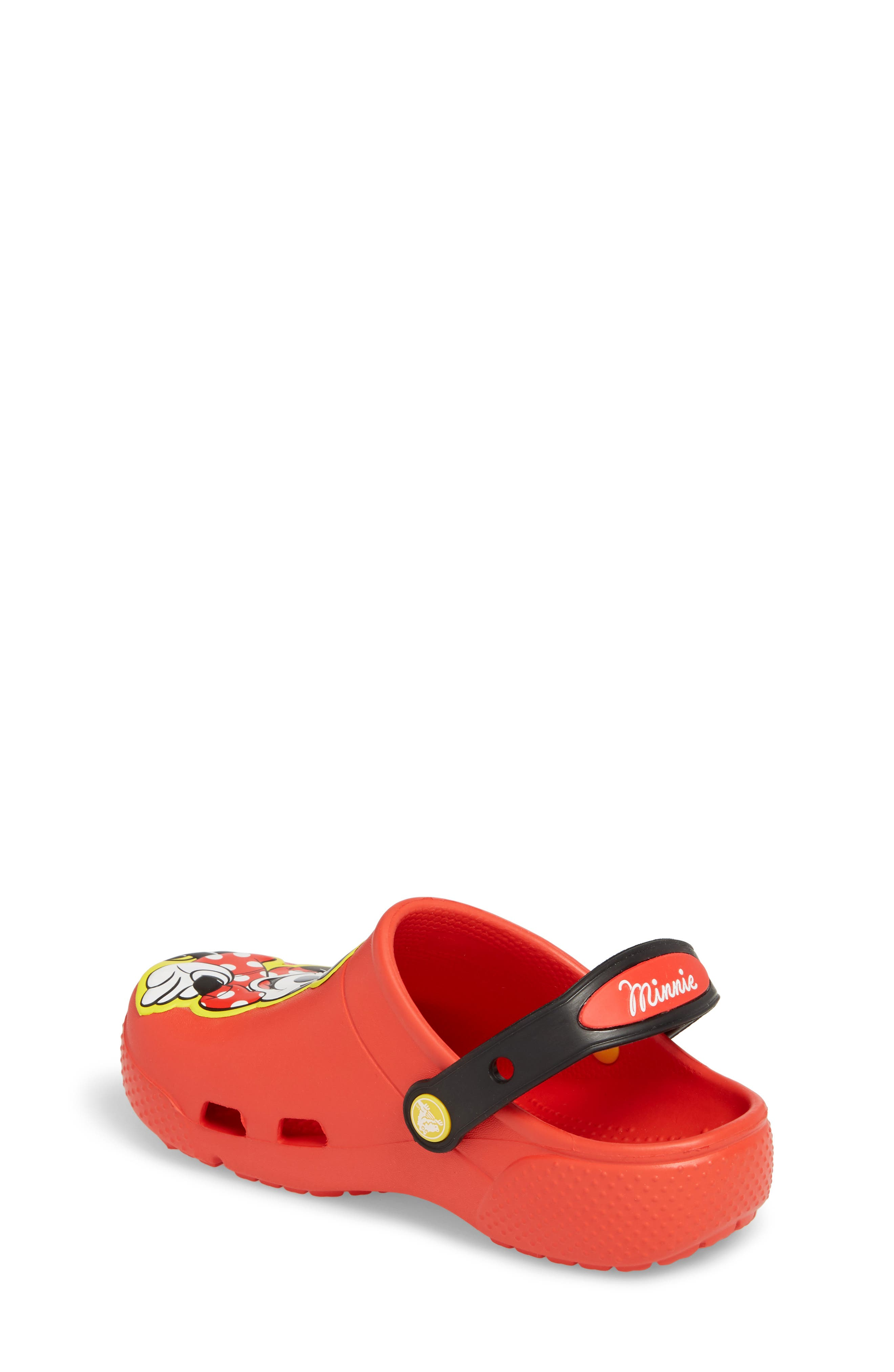Fun Lab Mickey Mouse<sup>®</sup> Clog,                             Alternate thumbnail 4, color,