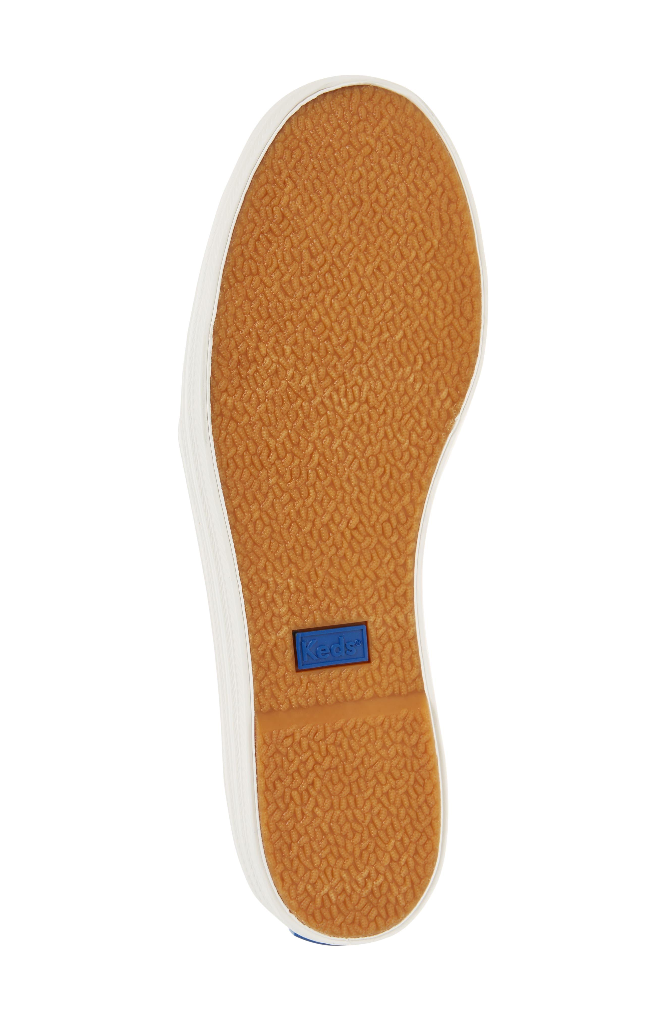 triple decker stones slip-on sneaker,                             Alternate thumbnail 6, color,                             CREAM
