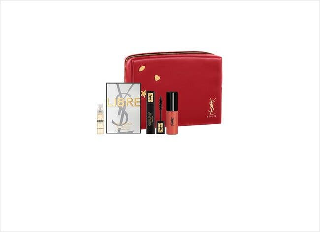 Yves Saint Laurent gift with purchase.