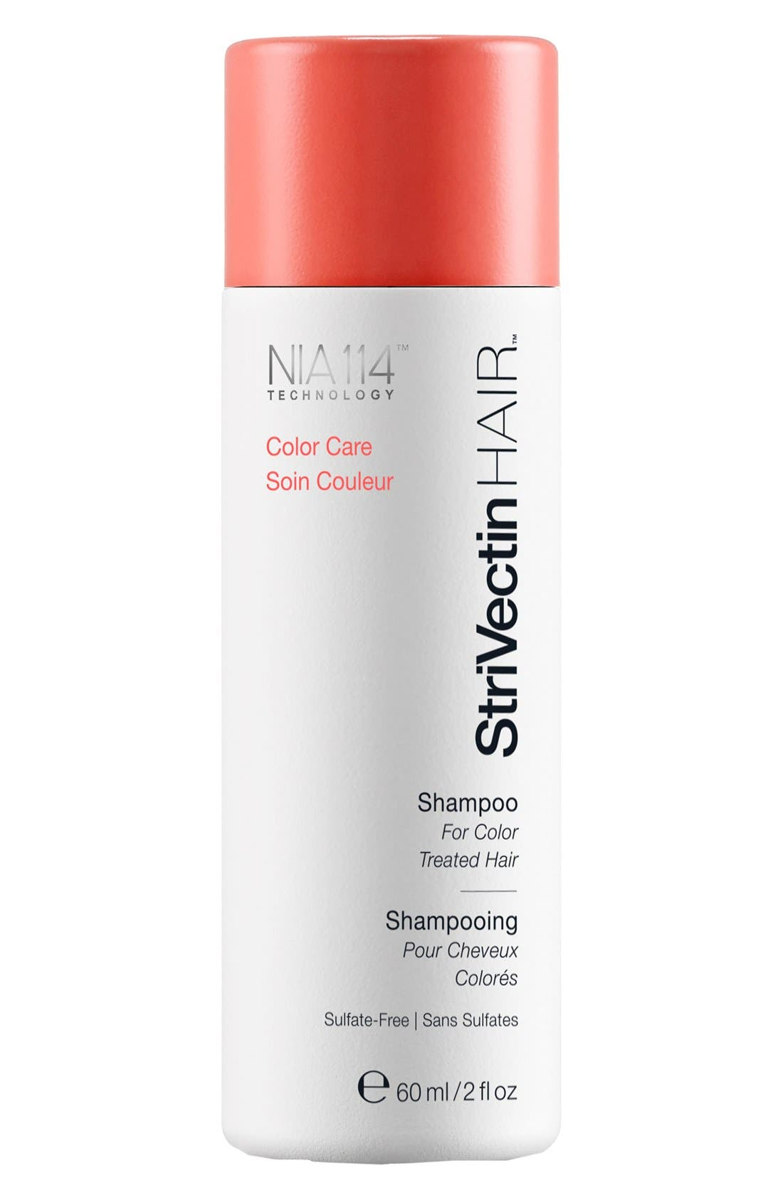 StriVectinHAIR<sup>™</sup> 'Color Care' Shampoo for Color Treated Hair,                         Main,                         color, 000