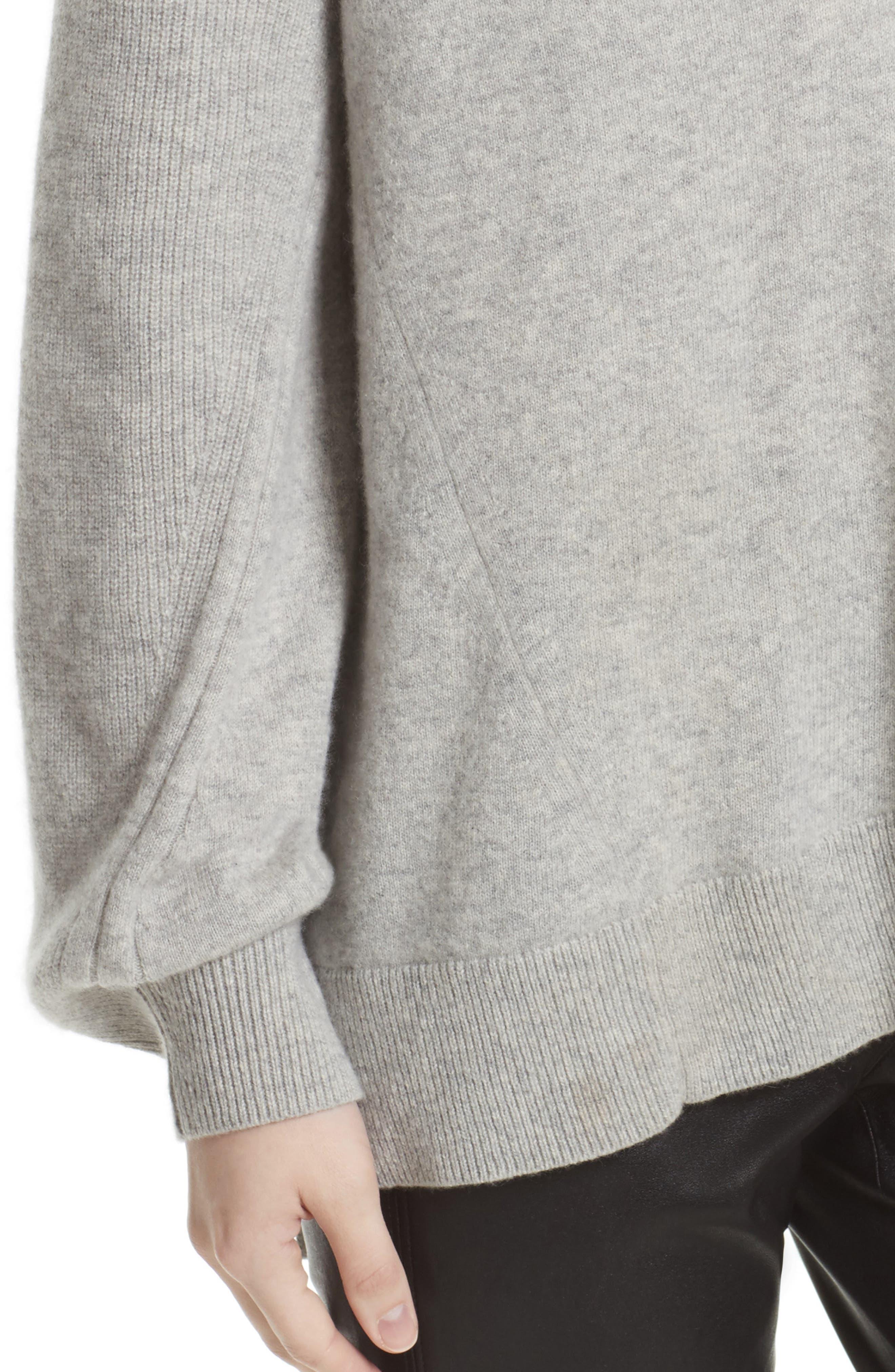 Ace Cashmere Sweater,                             Alternate thumbnail 4, color,                             058