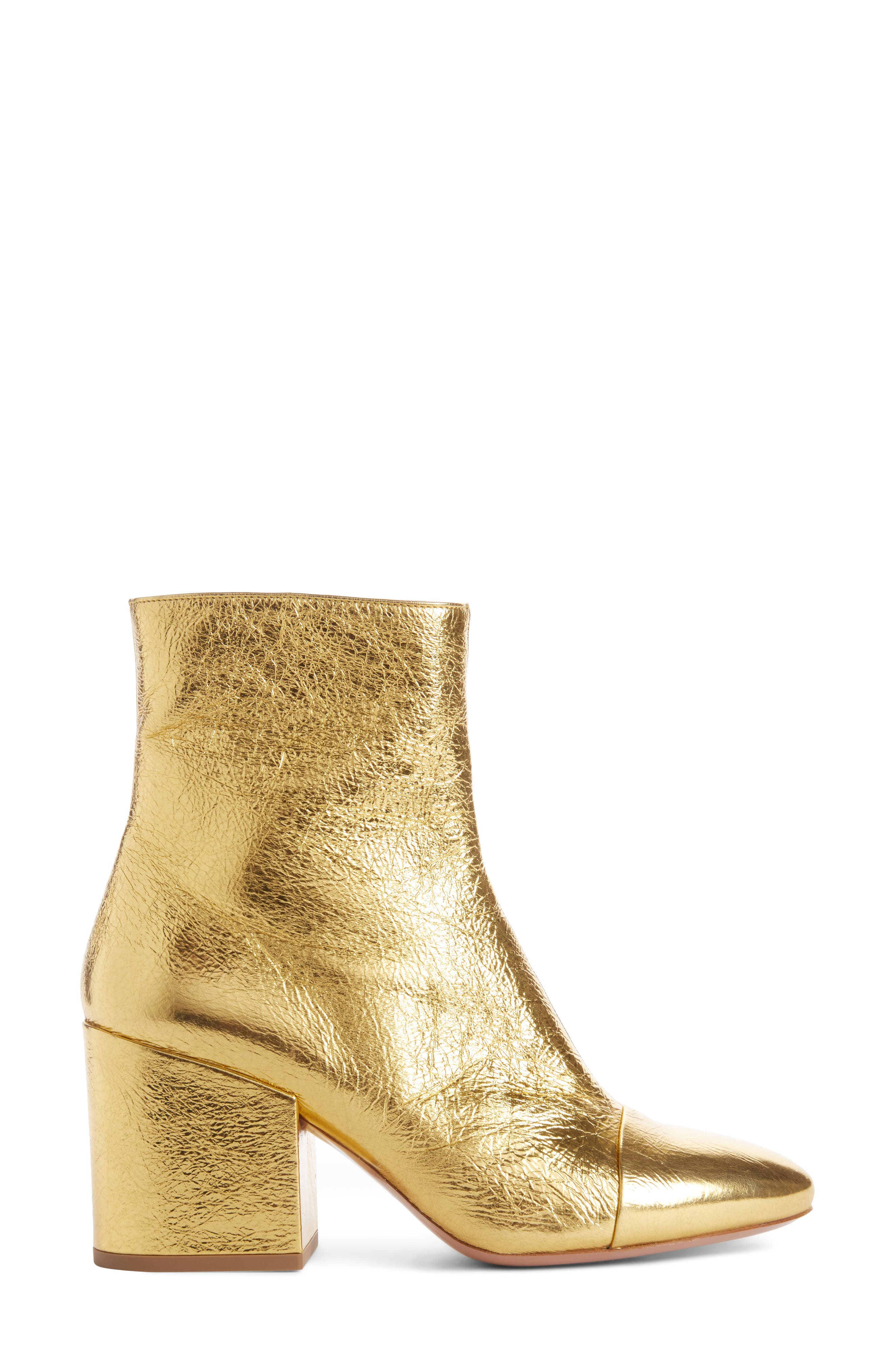 Pointy Toe Boot,                             Alternate thumbnail 3, color,                             710