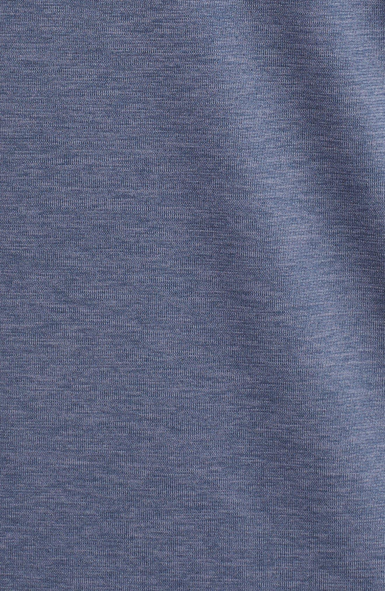 NIKE,                             Hyper Dry Regular Fit Training Hoodie,                             Alternate thumbnail 5, color,                             021