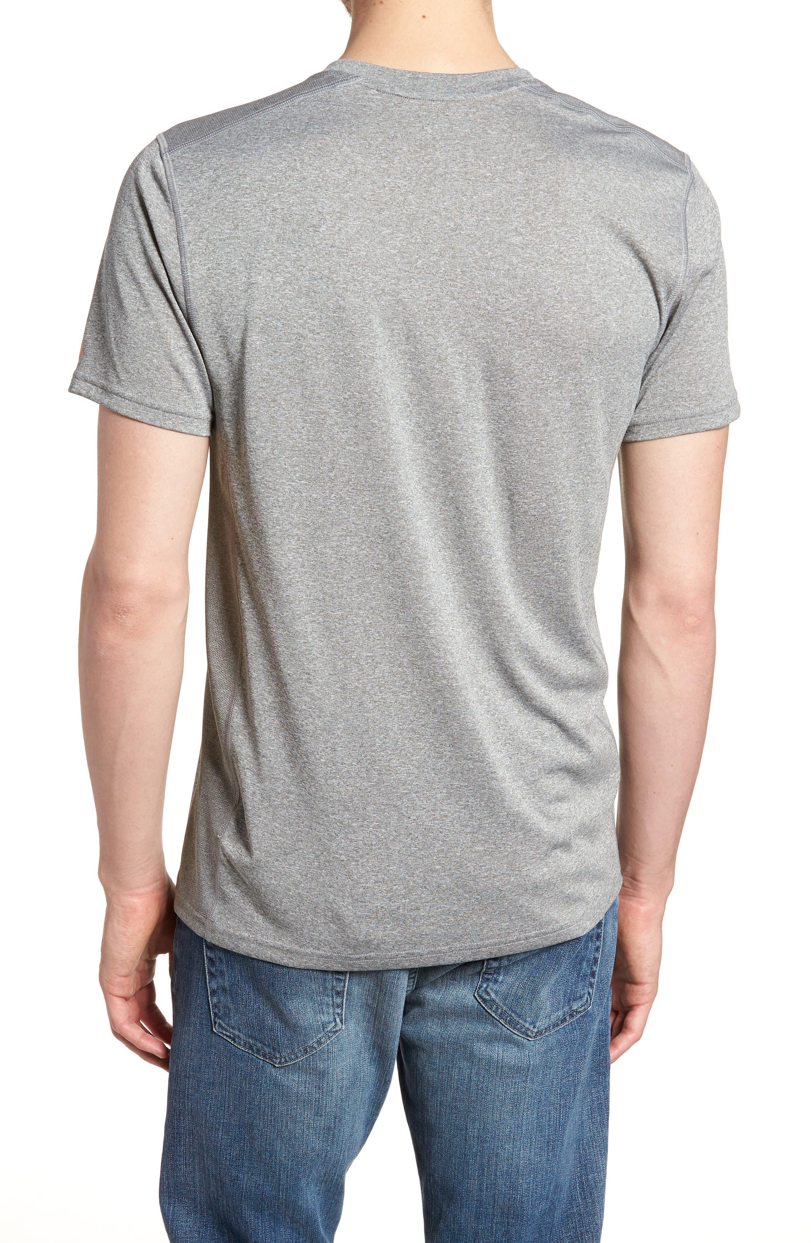 Goodsport Mesh Panel T-Shirt,                             Alternate thumbnail 9, color,
