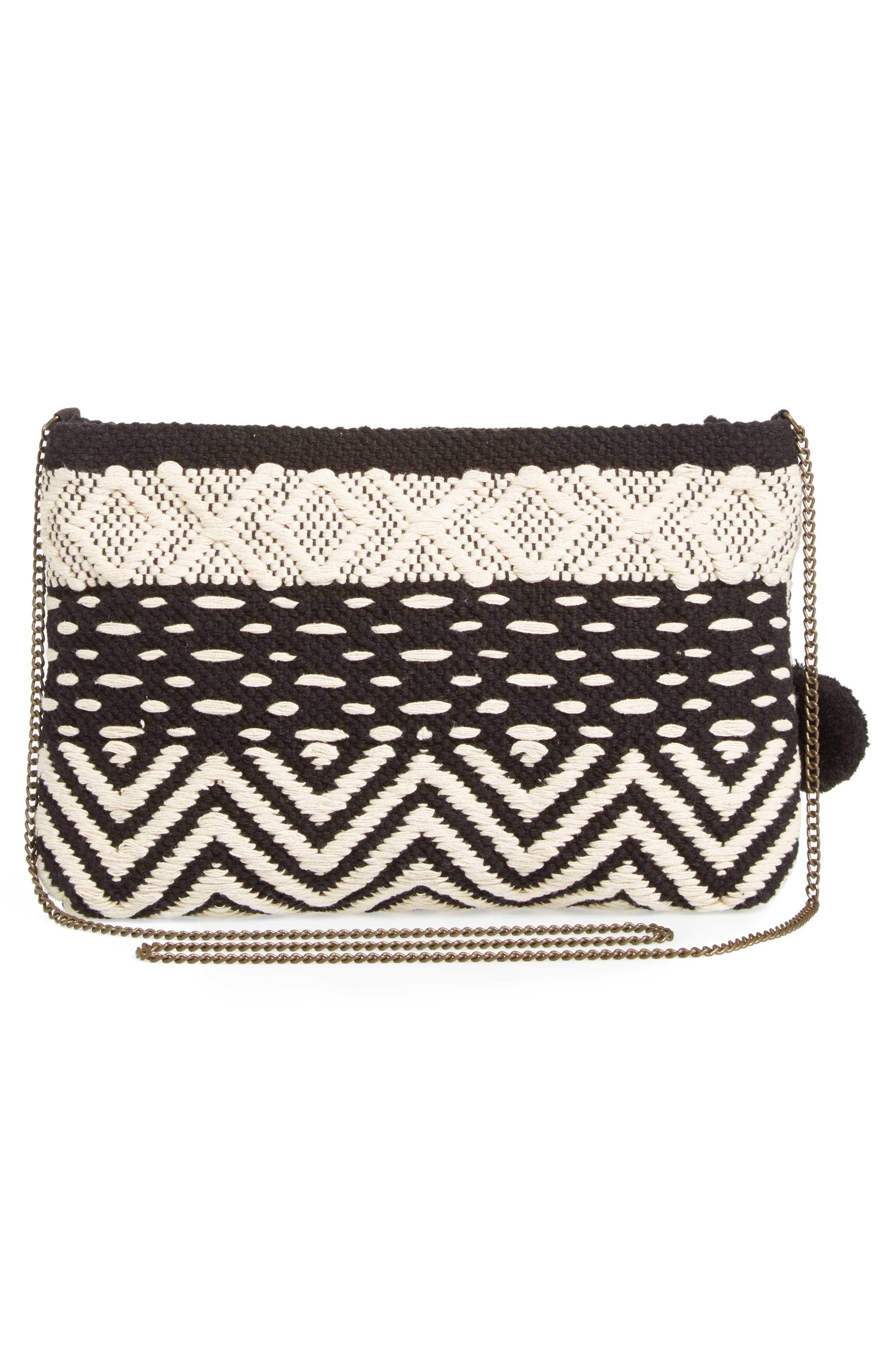 Lowell Clutch,                             Alternate thumbnail 3, color,                             001