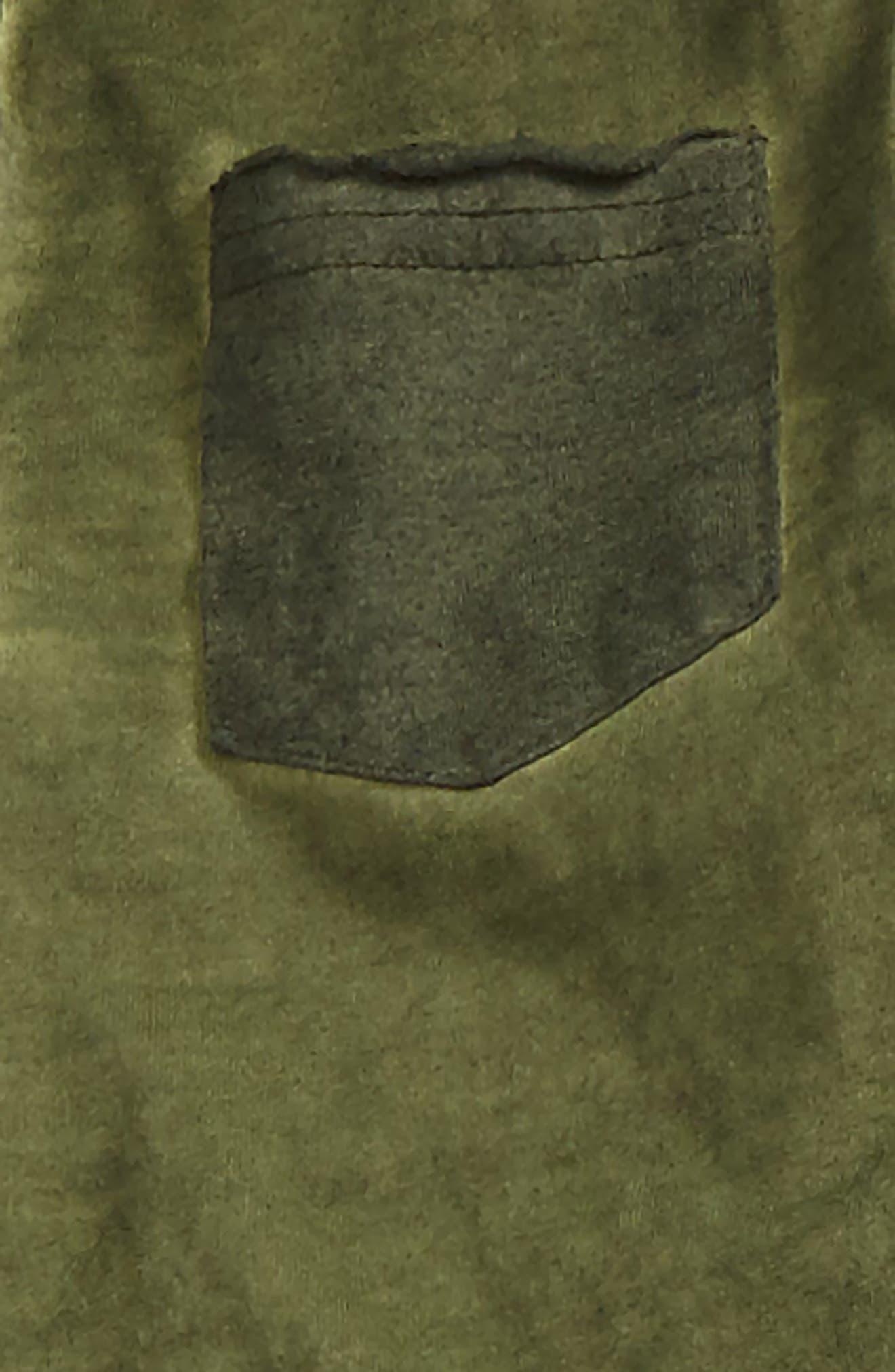 Henley Top & Sweatpants Set,                             Alternate thumbnail 2, color,