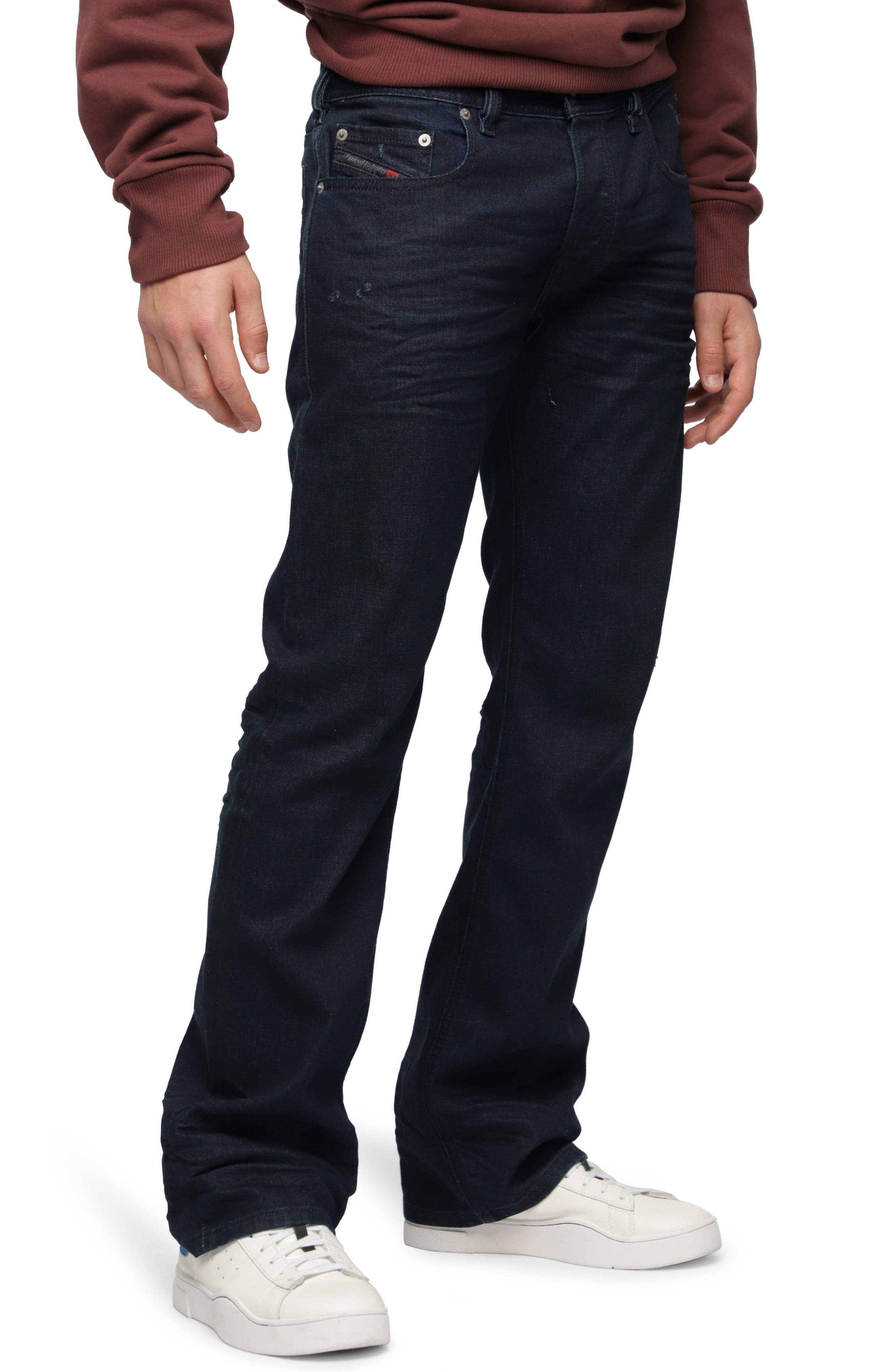 Zatiny Bootcut Jeans,                             Main thumbnail 1, color,                             C84ZC
