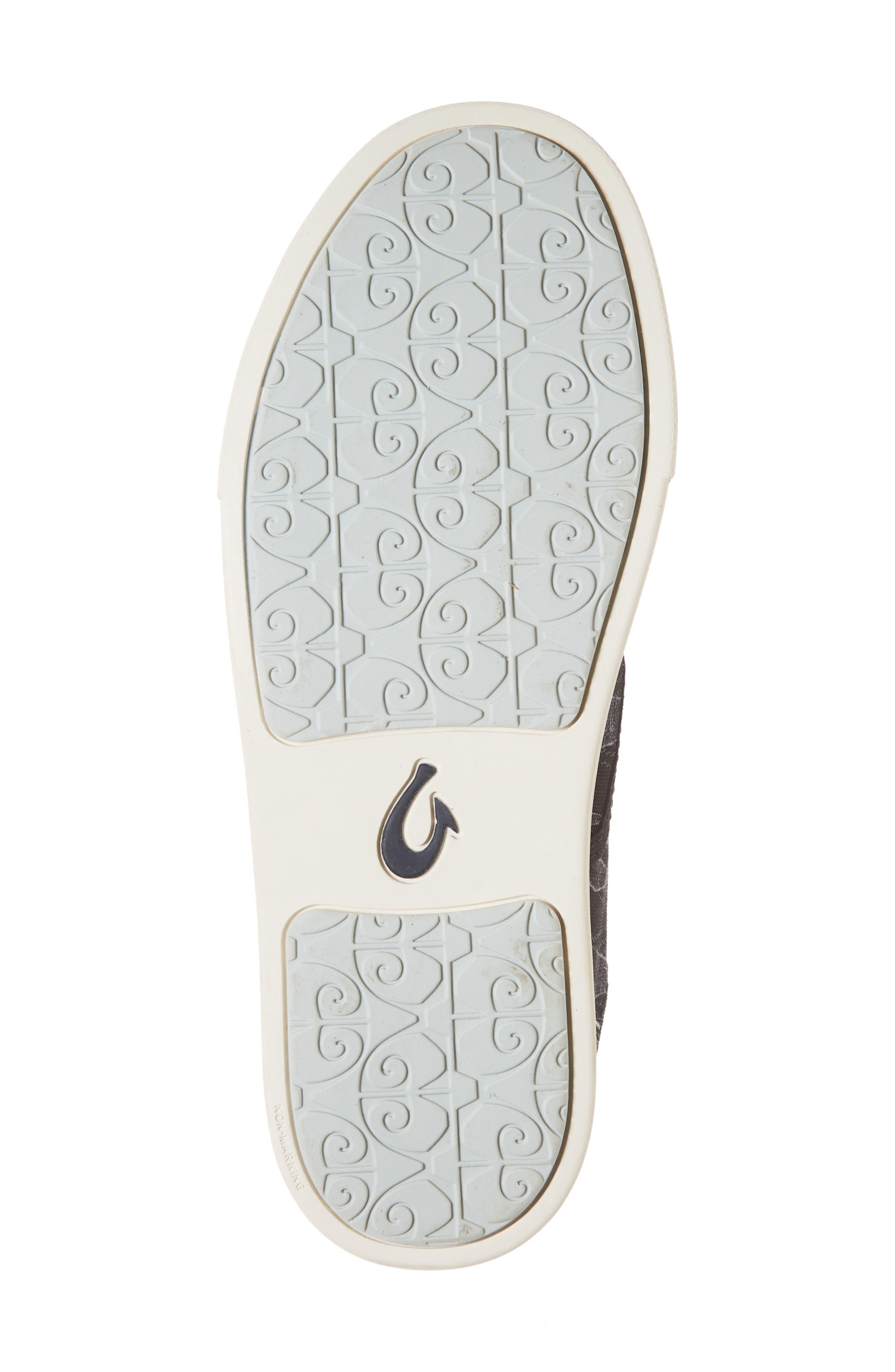 Pehuea Pa'i Convertible Sneaker,                             Alternate thumbnail 7, color,                             DEEP TEAL/ TRIANGLE FABRIC
