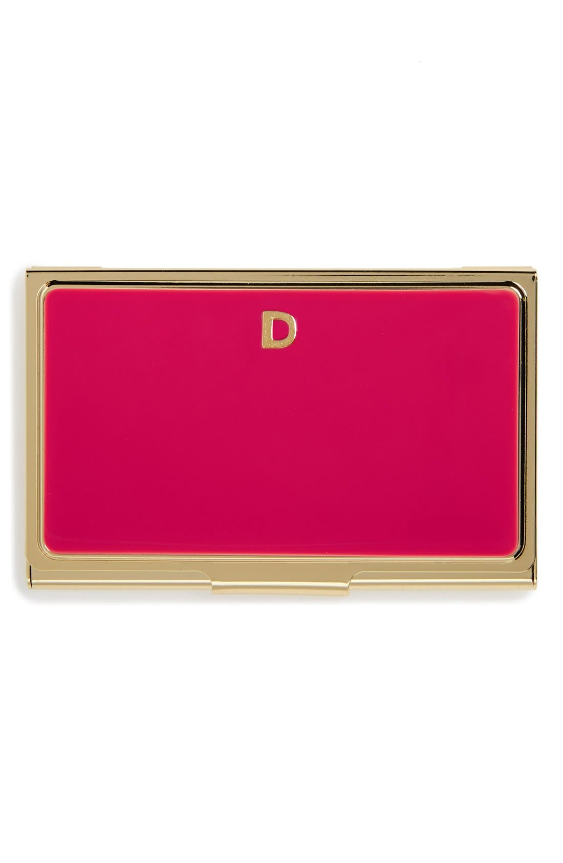 'one in a million' business card holder,                             Main thumbnail 1, color,                             651