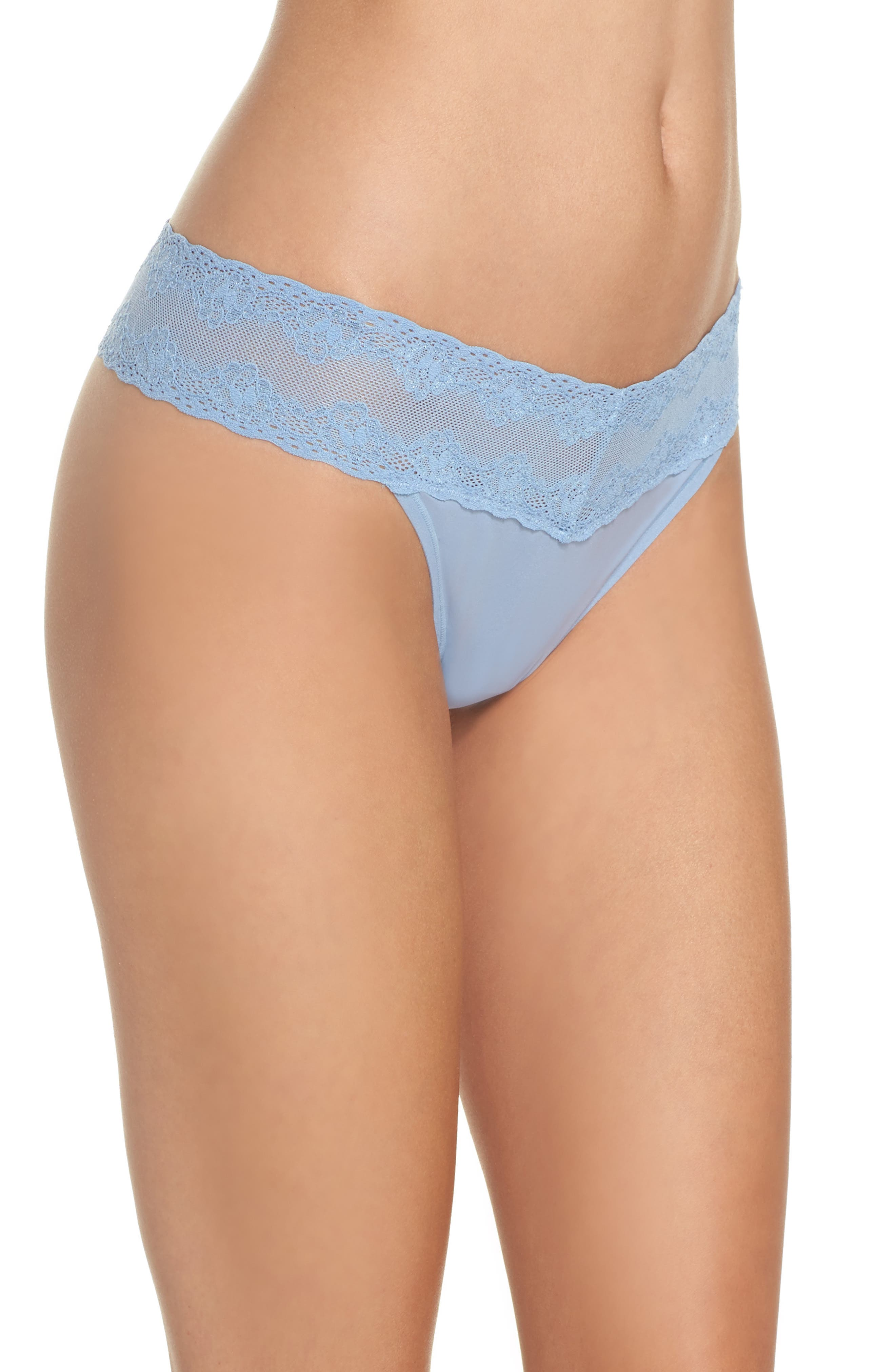 Bliss Perfection Thong,                             Alternate thumbnail 212, color,
