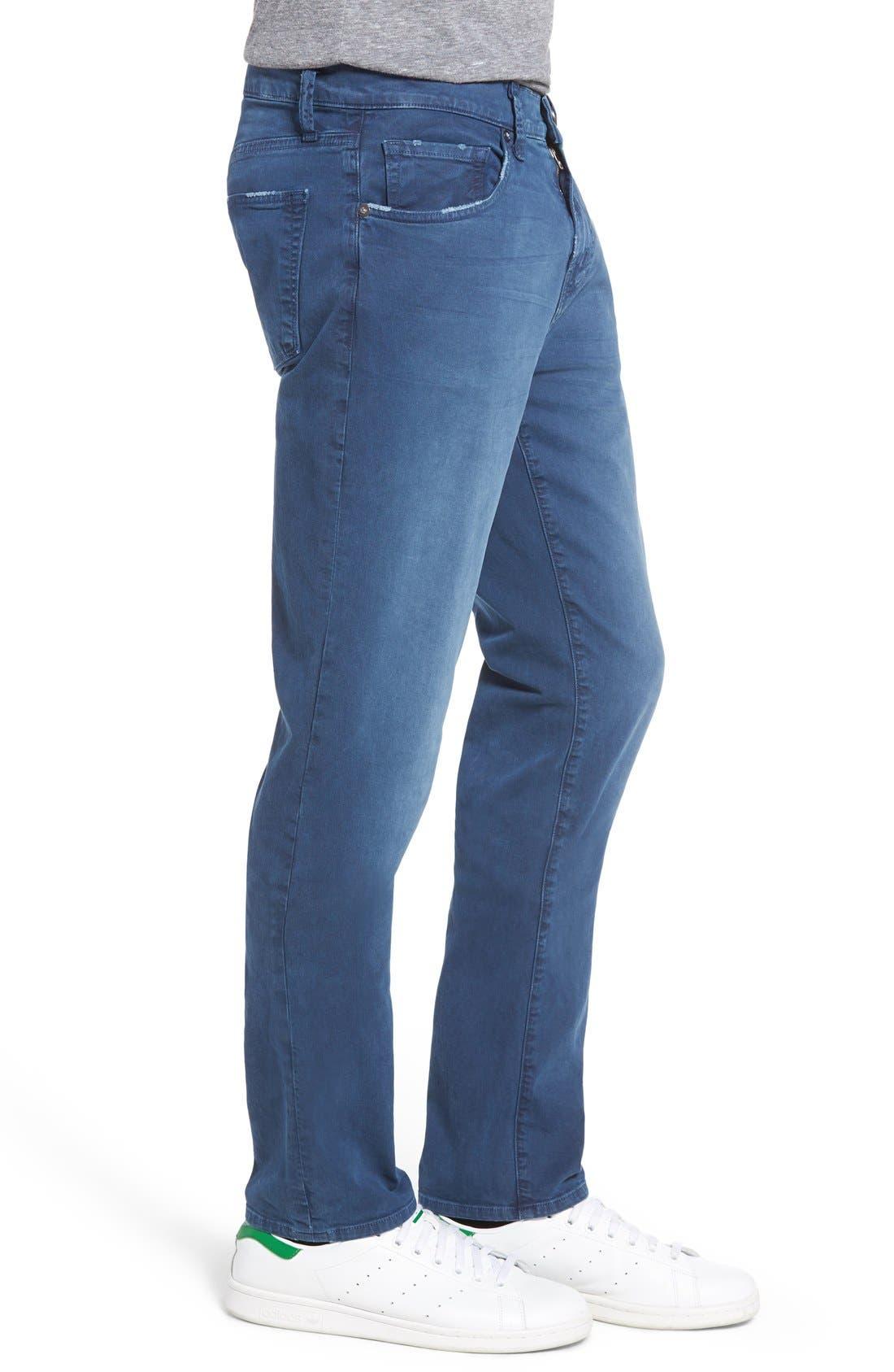 Tyler Slim Fit Jeans,                             Alternate thumbnail 11, color,