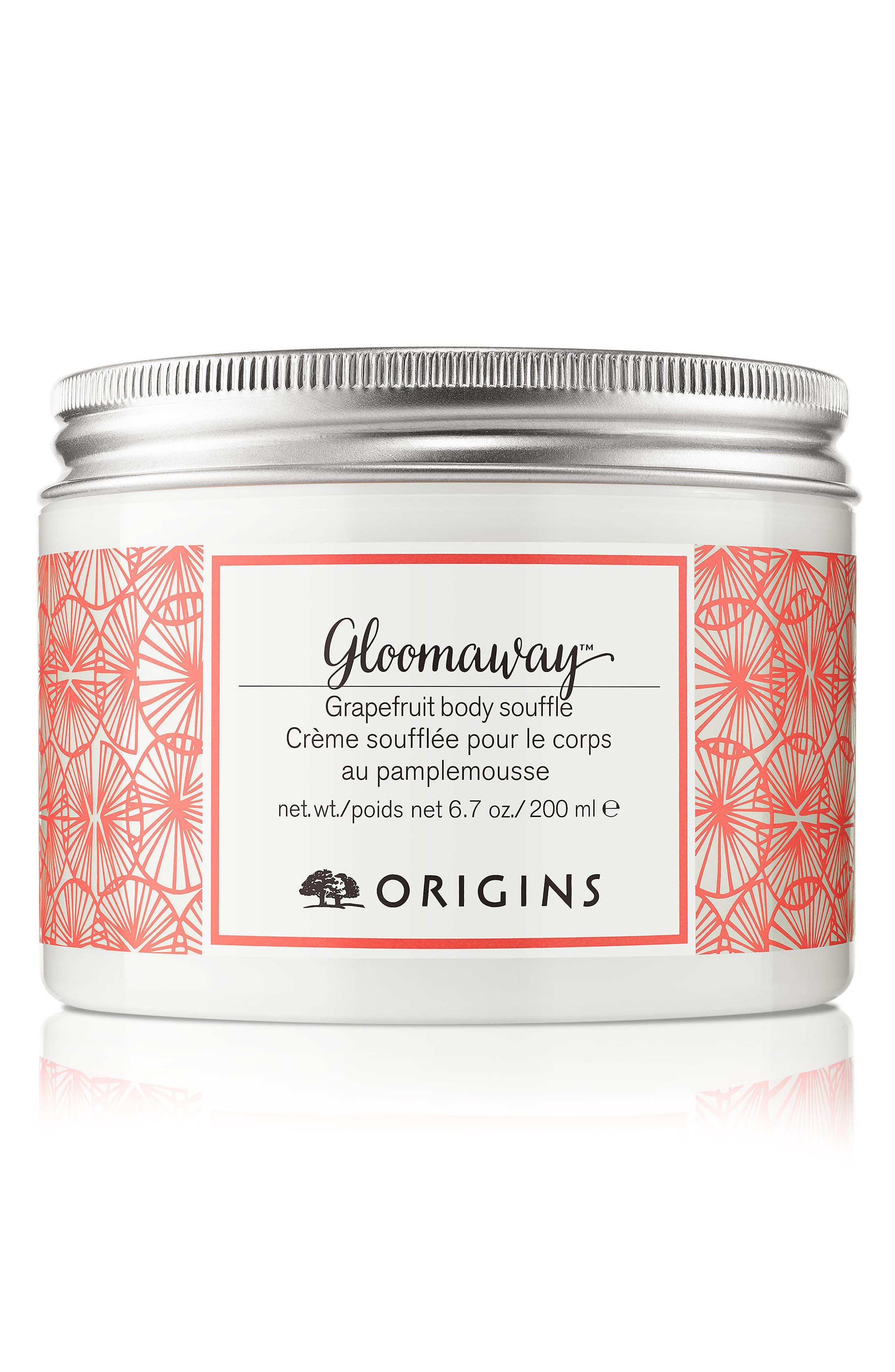 ORIGINS Gloomaway<sup>™</sup> Grapefruit Body Soufflé, Main, color, NO COLOR