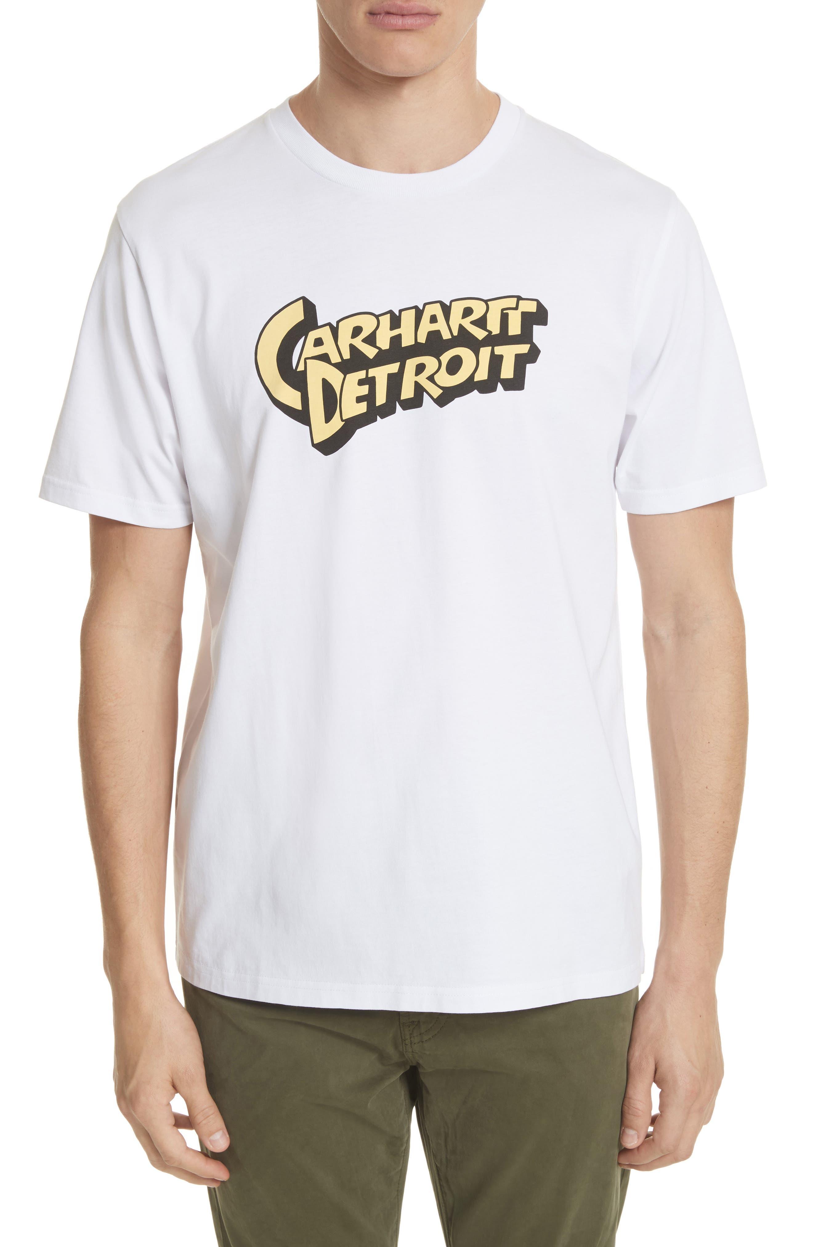 Doctor Detroit T-Shirt,                             Main thumbnail 1, color,                             100