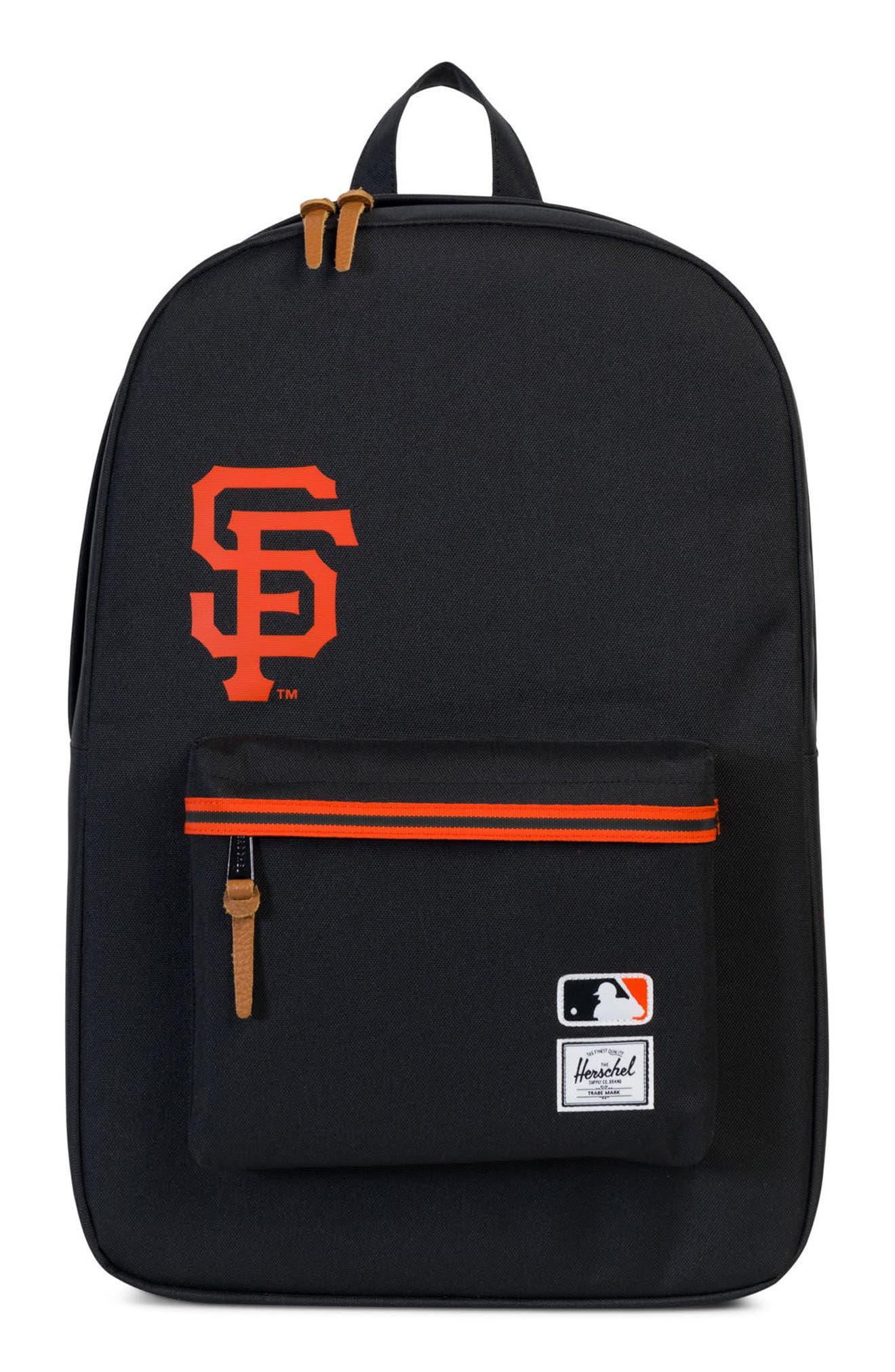 Heritage San Francisco Giants Backpack,                         Main,                         color, 008